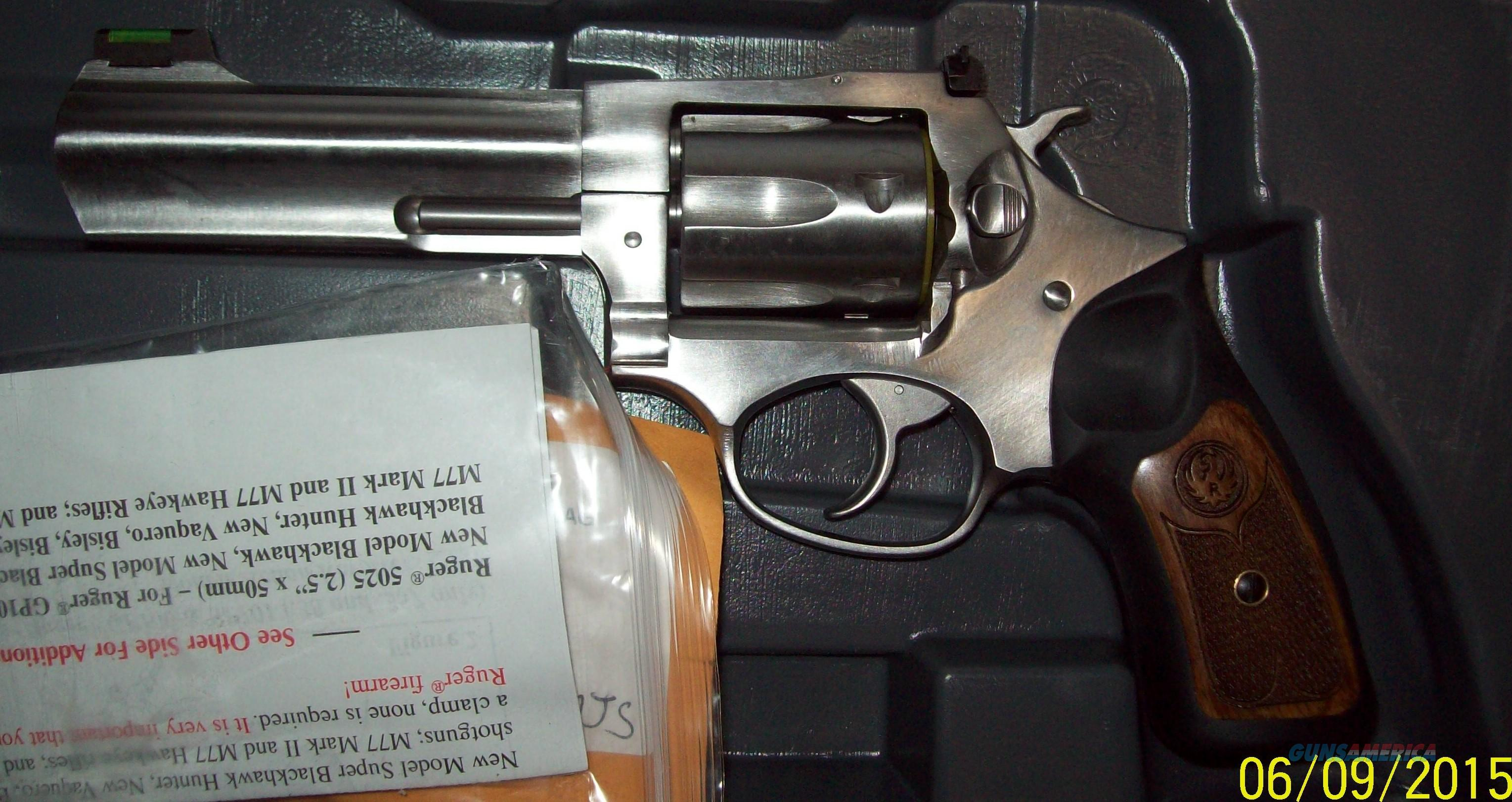 SP 101 .327 Federal Mag.  Guns > Pistols > Ruger Double Action Revolver > SP101 Type