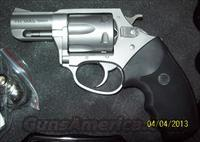 Pit Bull 9 MM  Charter Arms Revolvers
