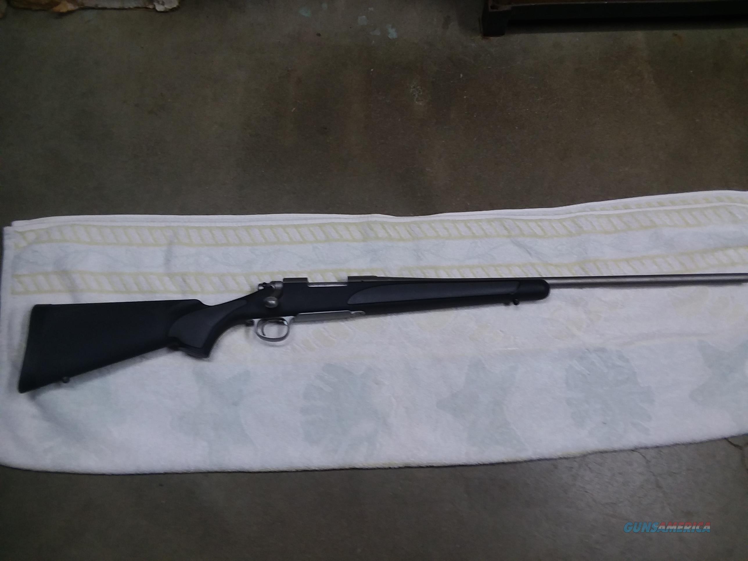 Remington 700 Stainless Synthetic .308  Guns > Rifles > Remington Rifles - Modern > Model 700 > Sporting