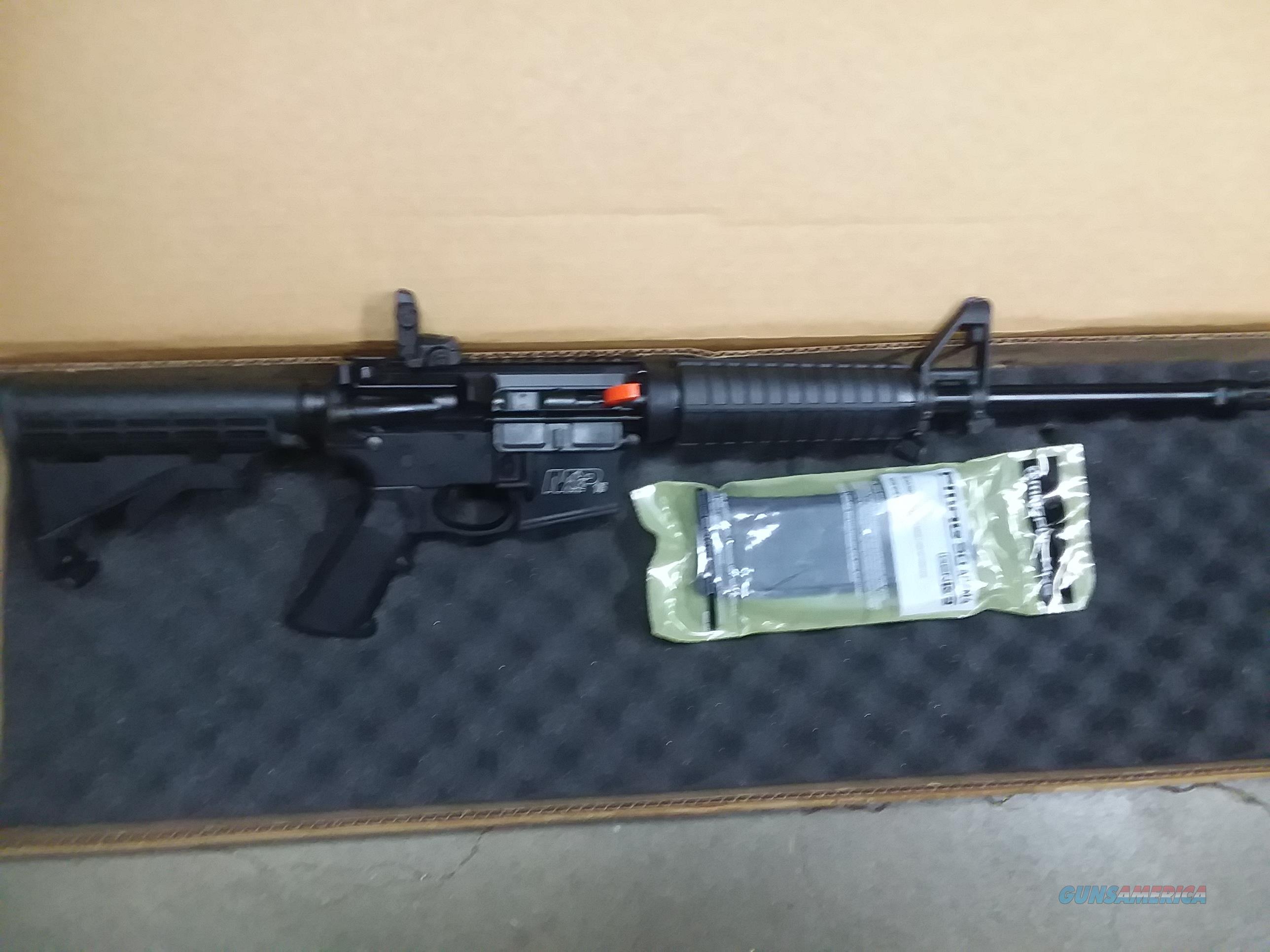 M & P 15 Sport II 5.56 MM  Guns > Rifles > Smith & Wesson Rifles > M&P