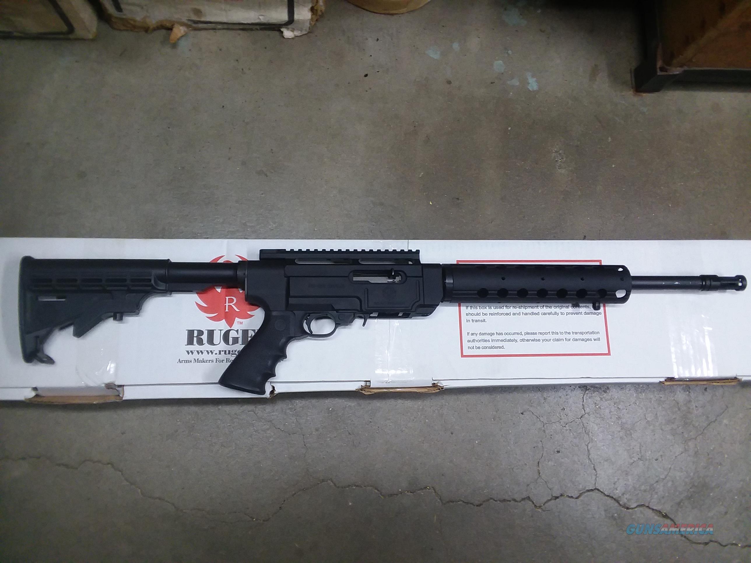 Ruger SR-22  Guns > Rifles > Ruger Rifles > SR Series