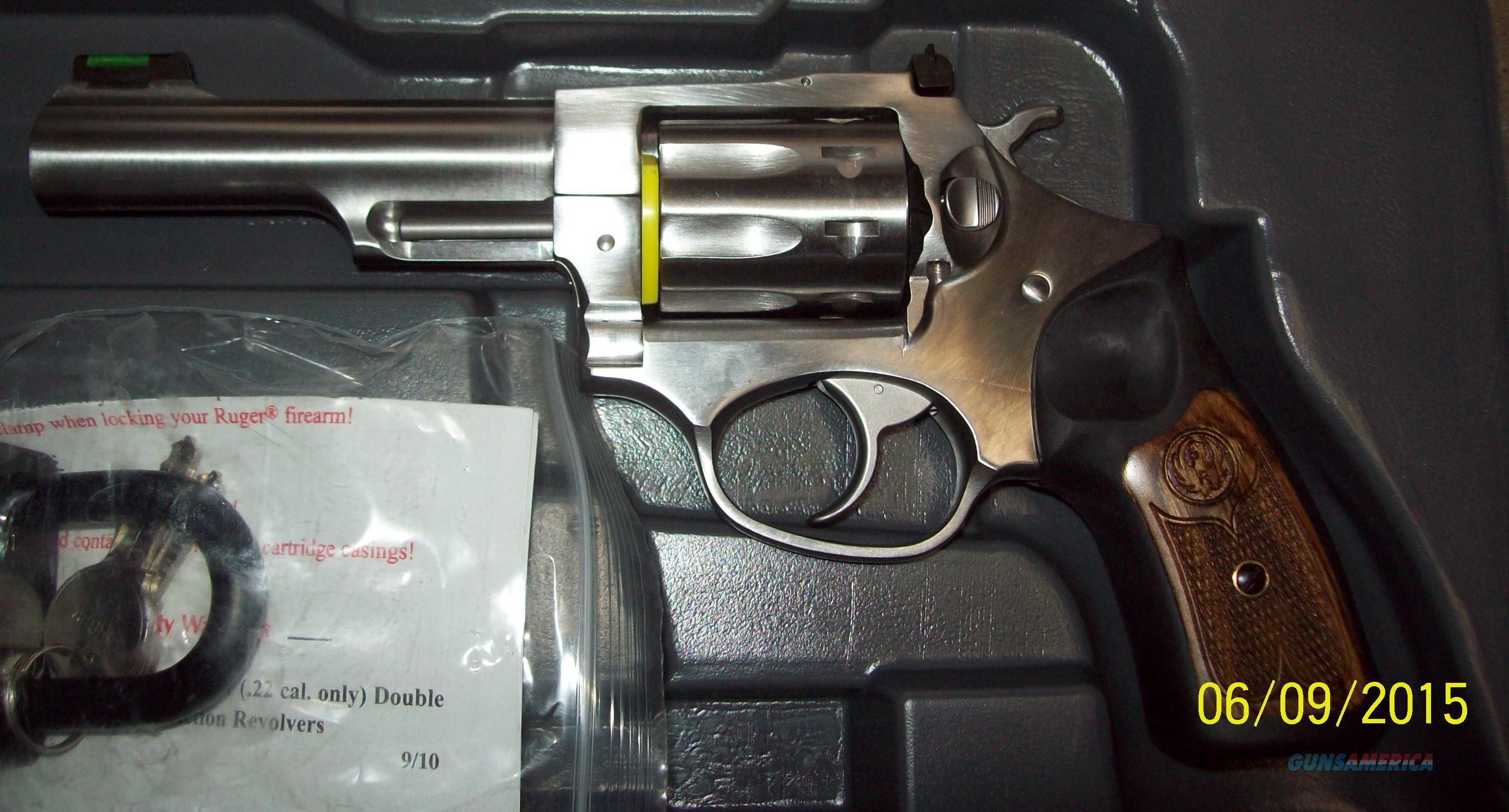 SP-101 .22 LR  Guns > Pistols > Ruger Double Action Revolver > SP101 Type
