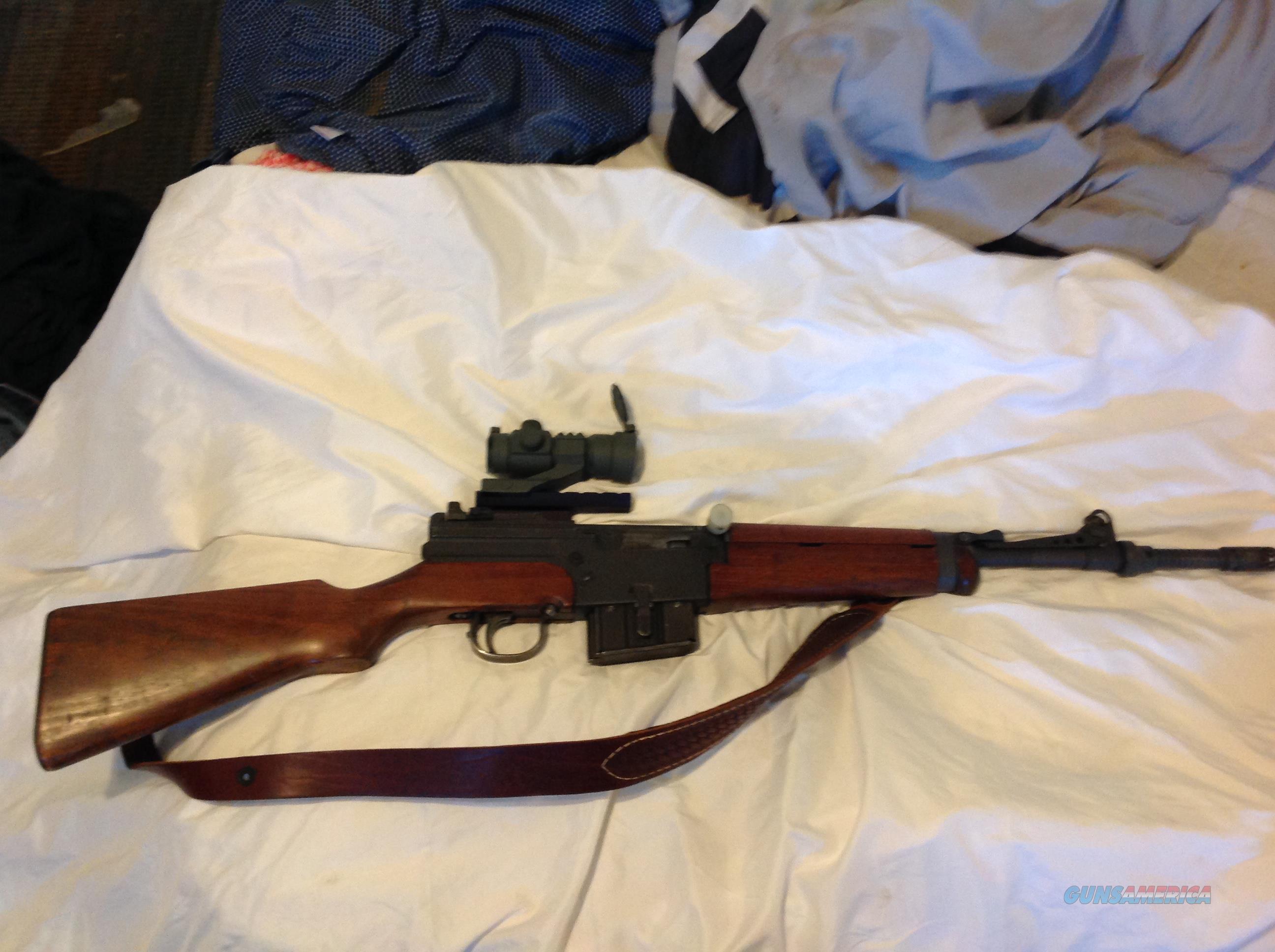Mas 49/56 308 conversion  Guns > Rifles > G Misc Rifles