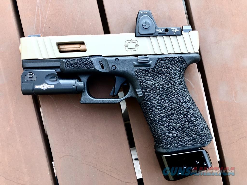 Shadow Systems Glock 19 w/ Trijicon RMR, Surefire XC1 + More!  Guns > Pistols > Glock Pistols > 19