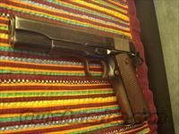 Colt 1911 45 ACP Argentine Model 1927 Made in USA (RARE)  Guns > Pistols > Colt Automatic Pistols (1911 & Var)