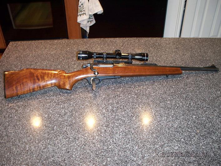 Remington 600   Guns > Rifles > Remington Rifles - Modern > Bolt Action Non-Model 700 > Sporting