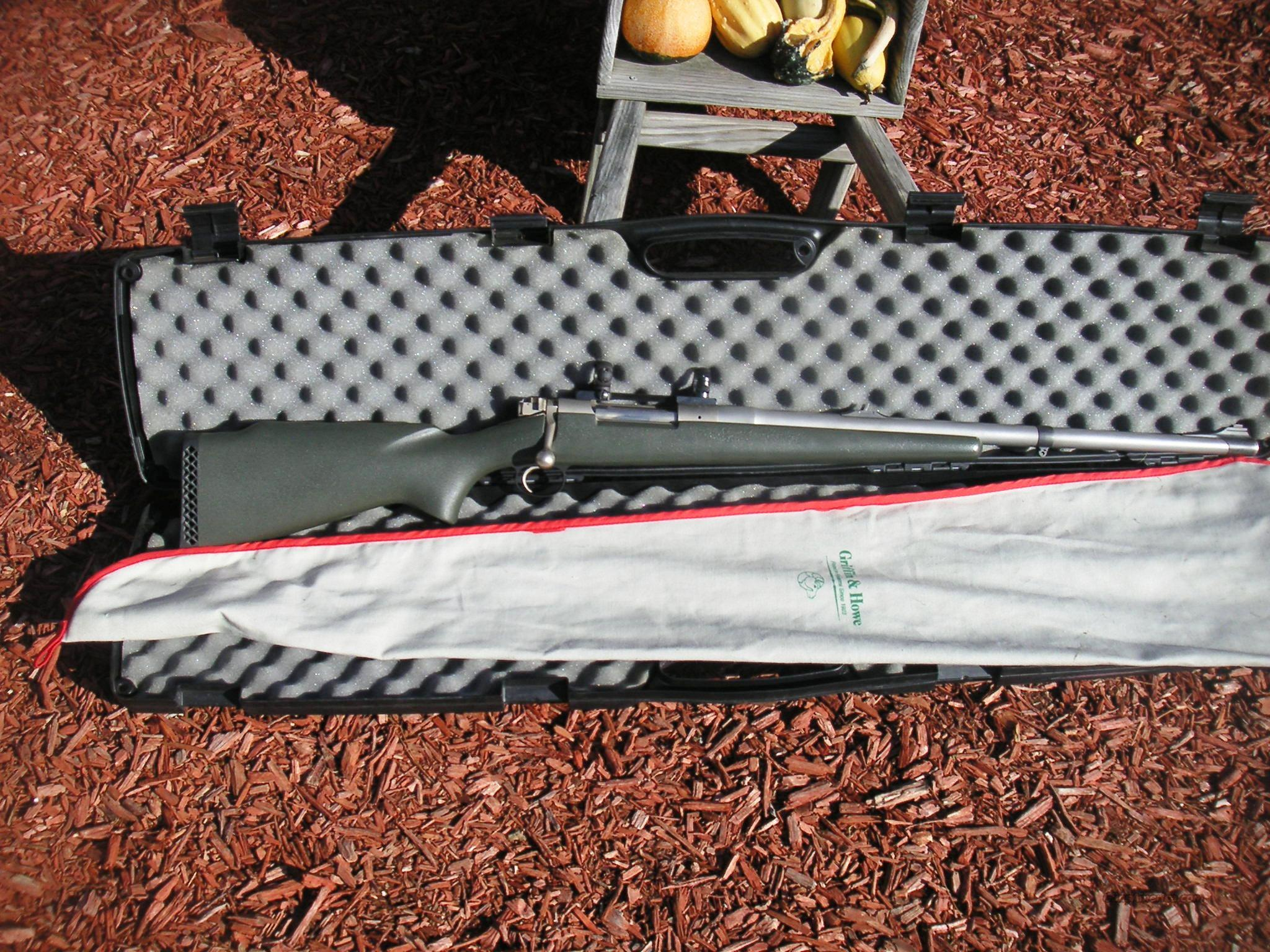 Butch Searcy Safari Magazine Rifle-416 Hoffman  Guns > Rifles > Custom Rifles > Bolt Action