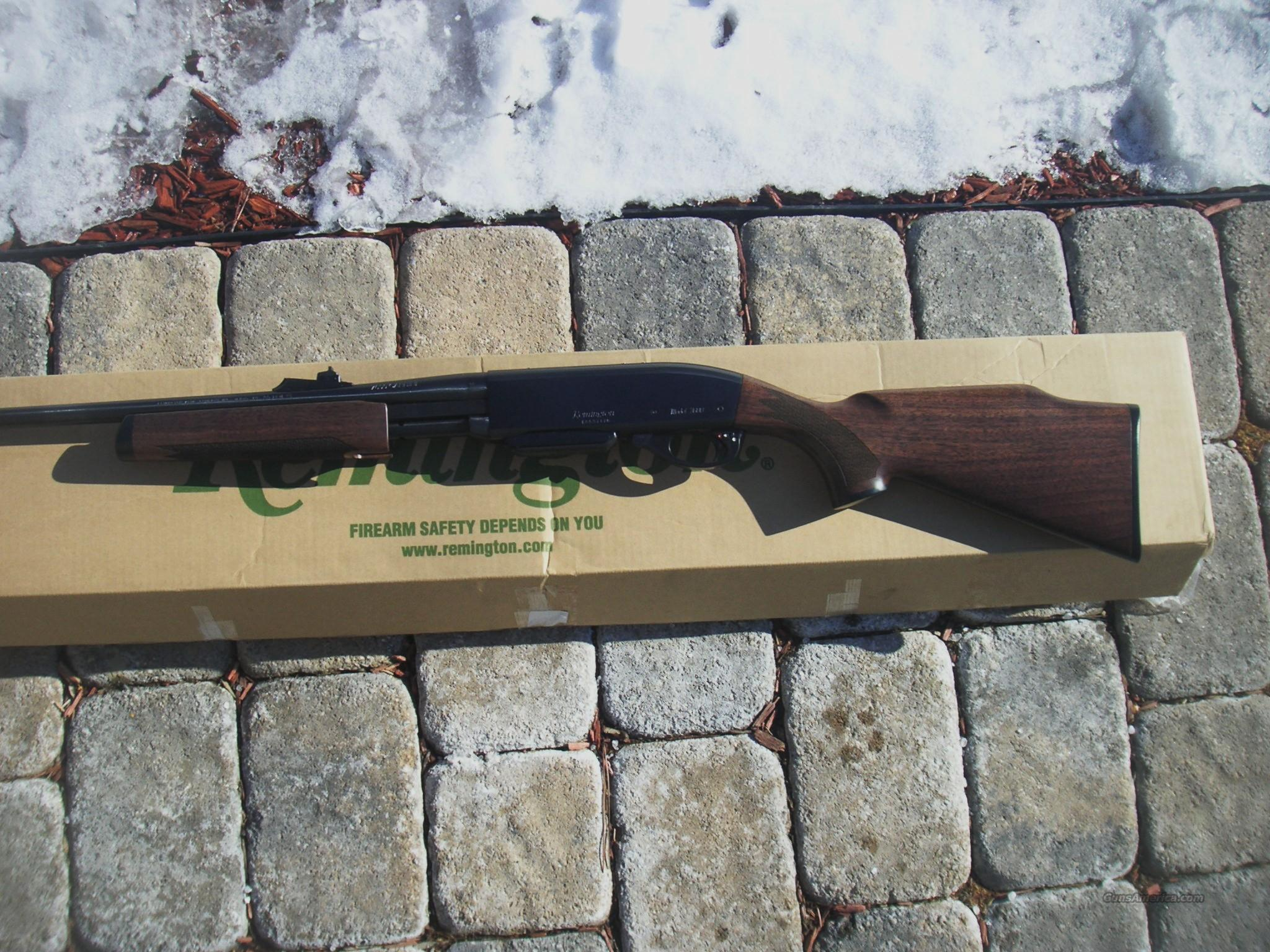 Rem 7600 Carbine-35 Rem Uncataloged  Guns > Rifles > Remington Rifles - Modern > Non-Model 700