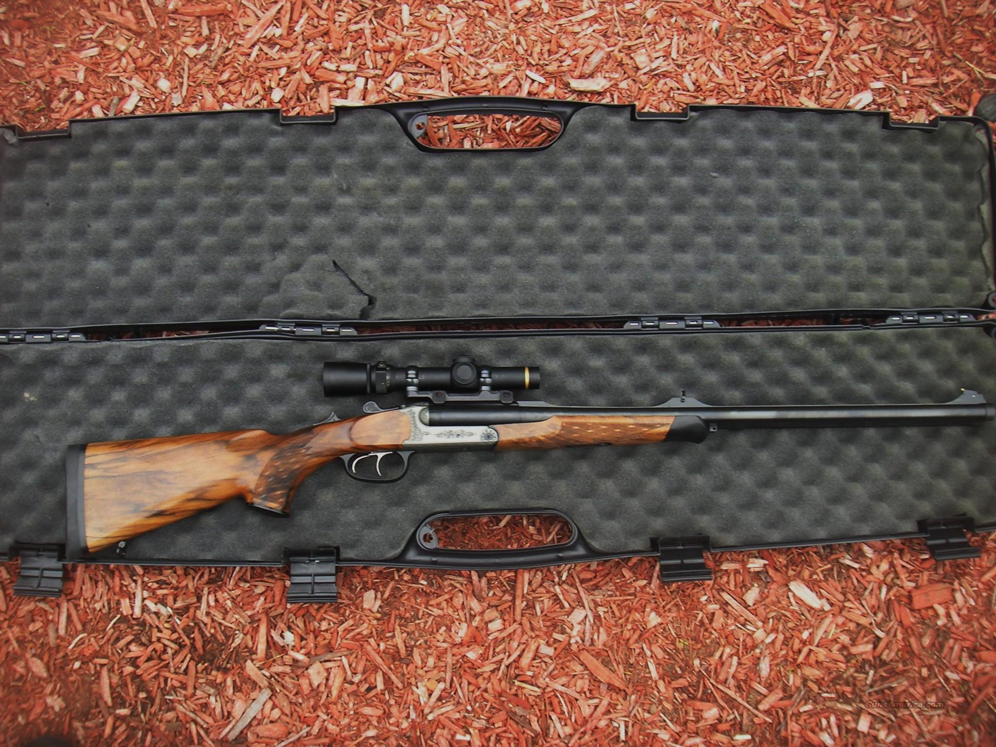 Blaser Luxus S2 Double in 500-416  Guns > Rifles > Blaser Rifles/Combos/Drillings