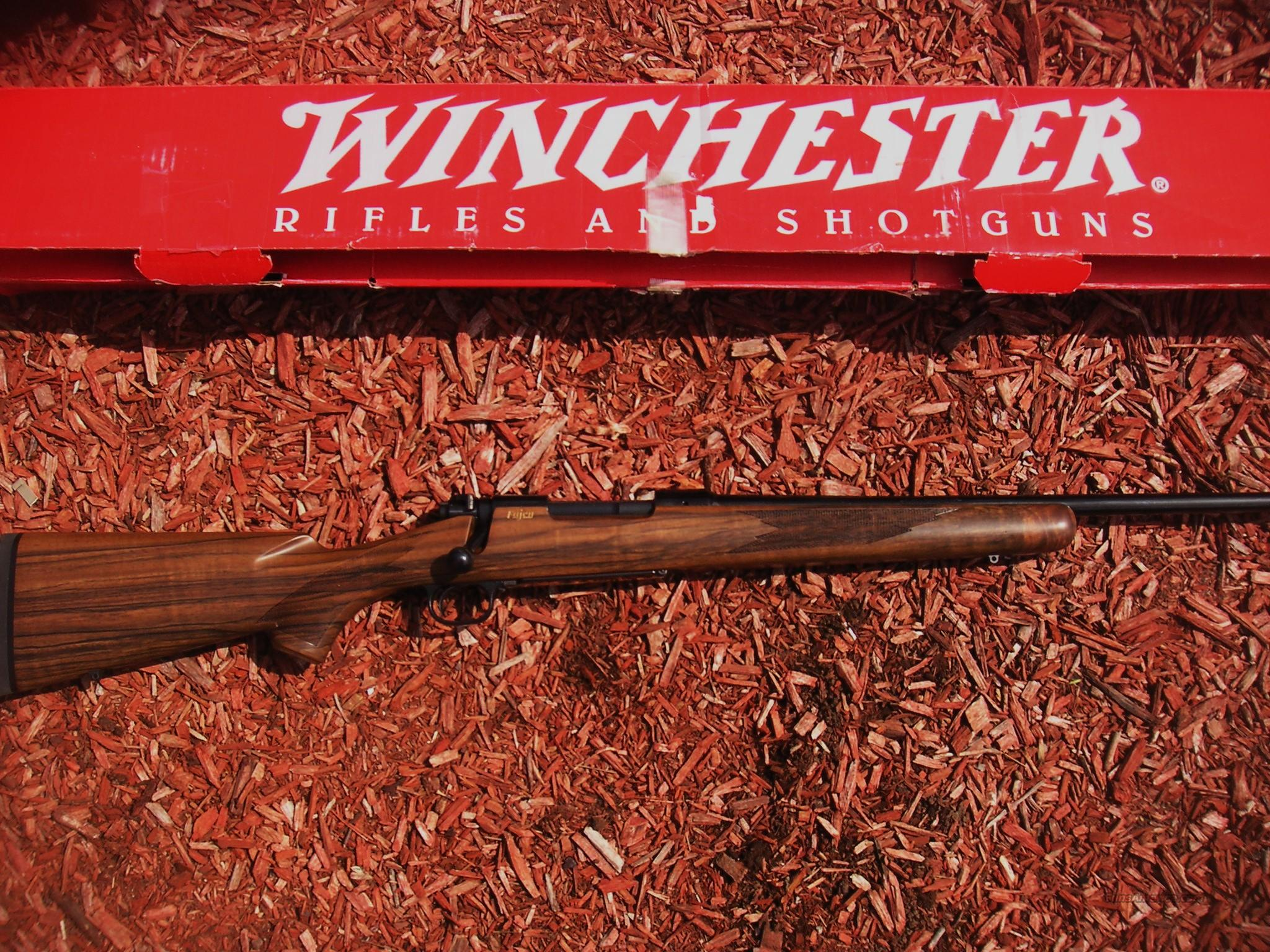 Winchester Fajen Friends of NRA 3-06  Guns > Rifles > Winchester Rifles - Modern Bolt/Auto/Single > Model 70 > Post-64
