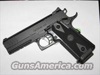 STI Tactical 4.0 in 45 ACP  STI Pistols