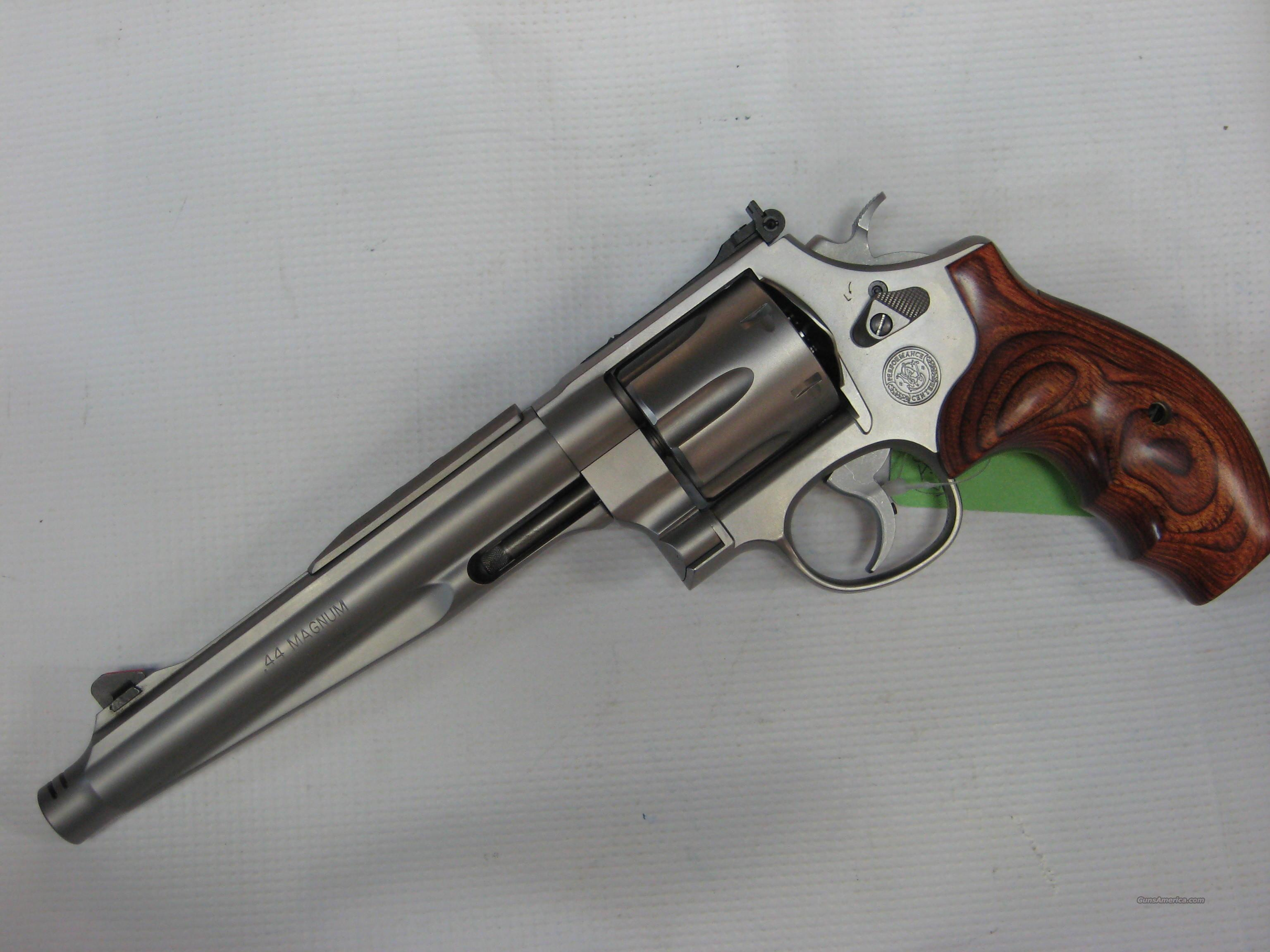 Smith and Wesson Performance Center 629 in 44 Mag.  Guns > Pistols > Smith & Wesson Revolvers > Model 629