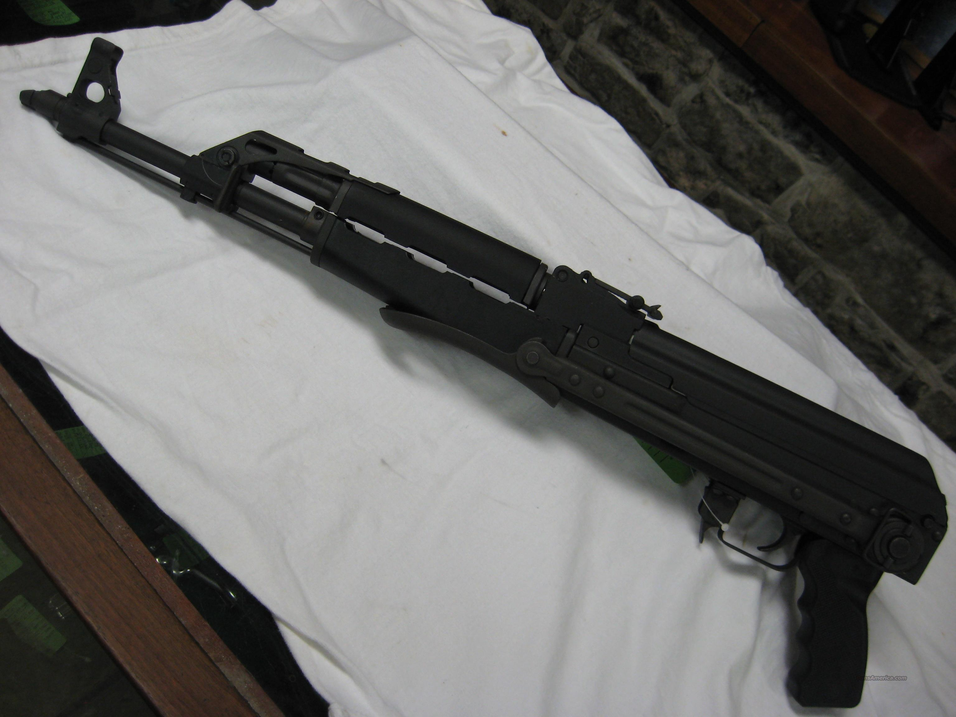 Century Arms M70AB2 Underfolder in 7.62x39  Guns > Rifles > Century Arms International (CAI) - Rifles > Rifles