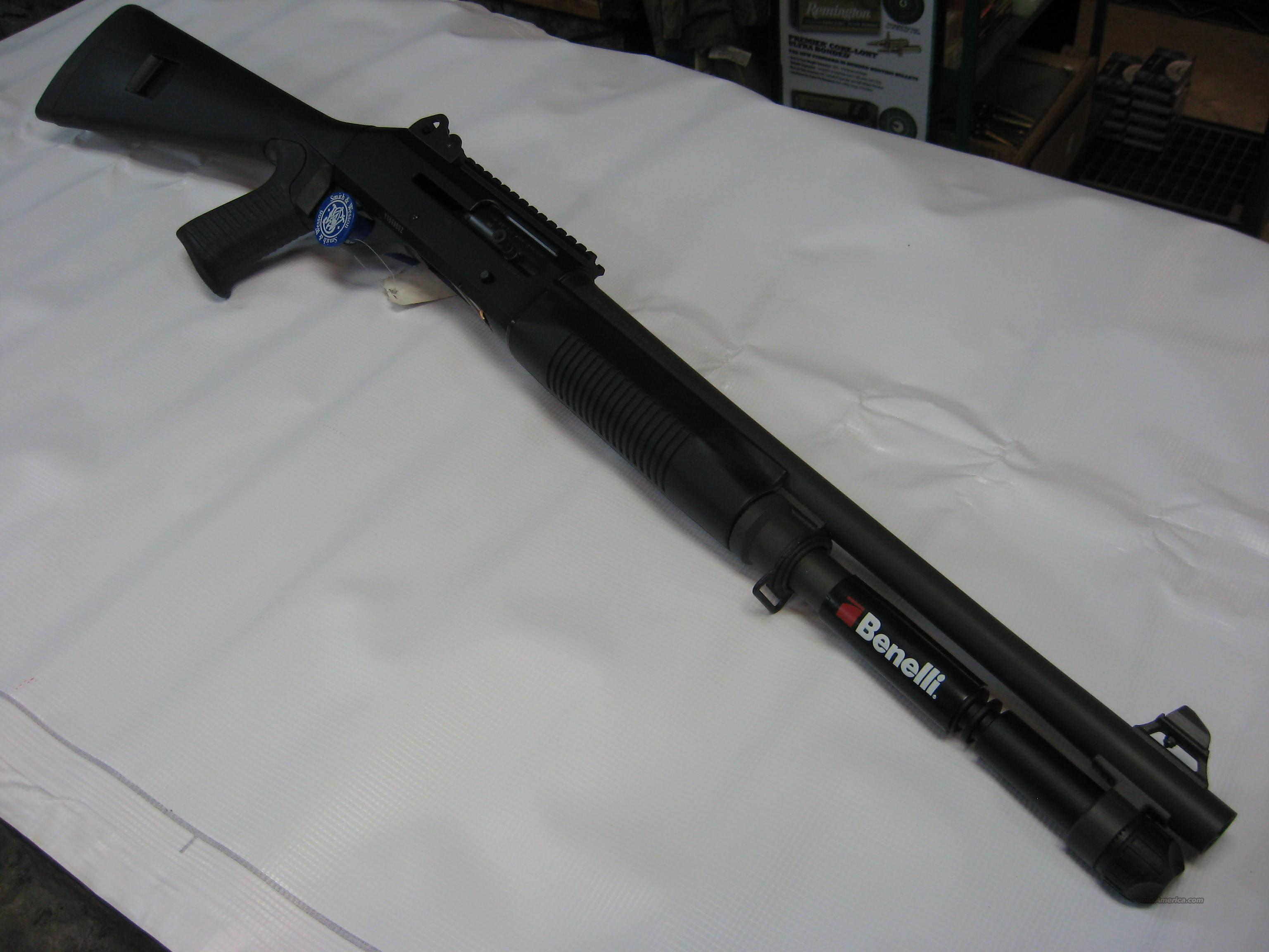 BENELLI M4 TACTICAL 12 GA  Guns > Shotguns > Benelli Shotguns > Tactical