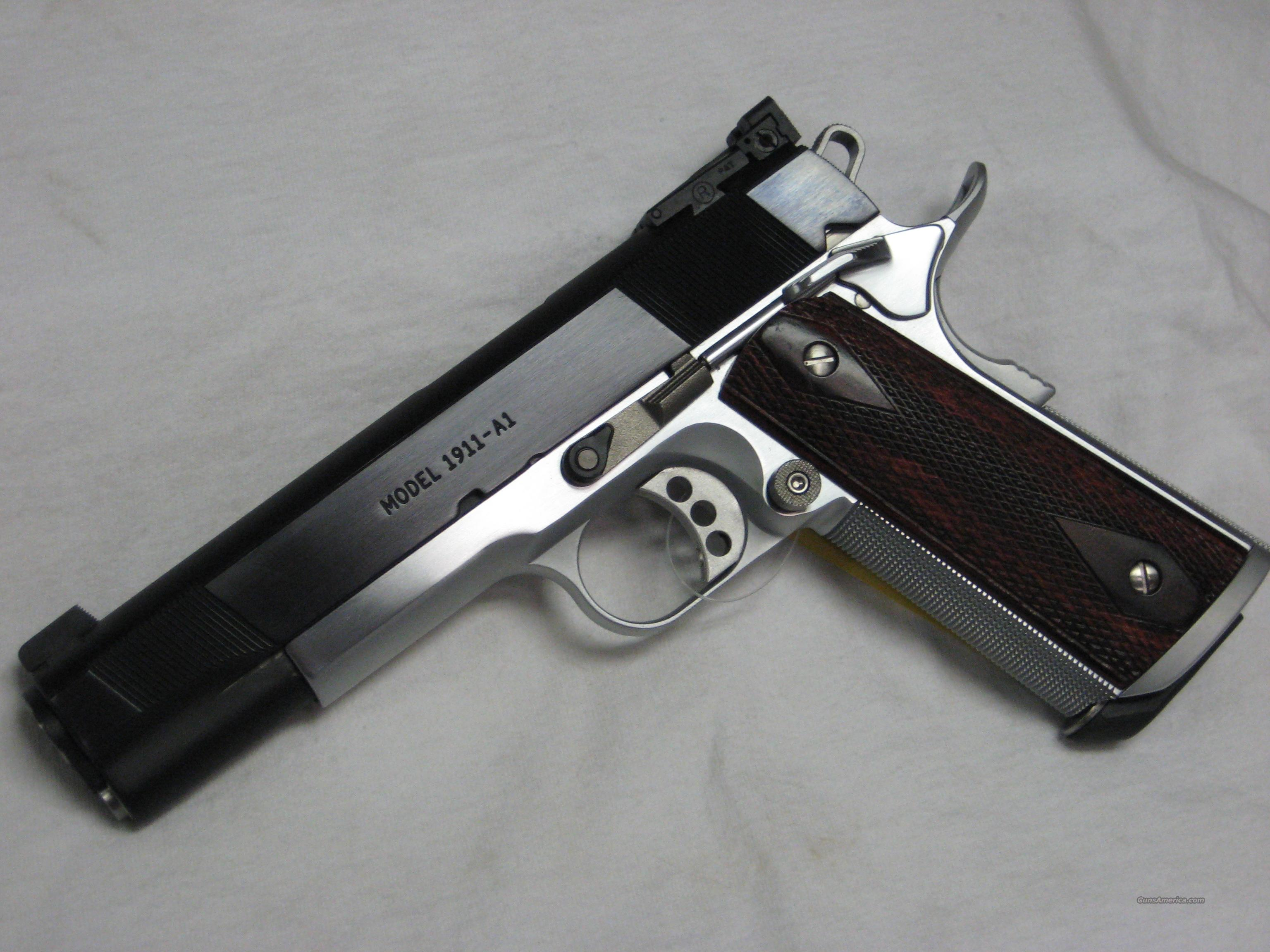 Rock River Limited Match 1911 In 45acp For Sale