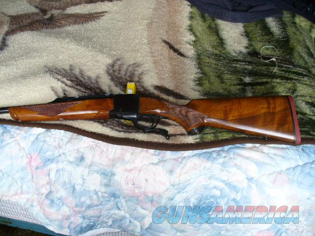 Ruger Singleshot no.1-A  Guns > Rifles > Ruger Rifles > #1 Type