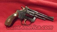 Smith and Wesson Model 34  Guns > Pistols > Smith & Wesson Revolvers > Full Frame Revolver