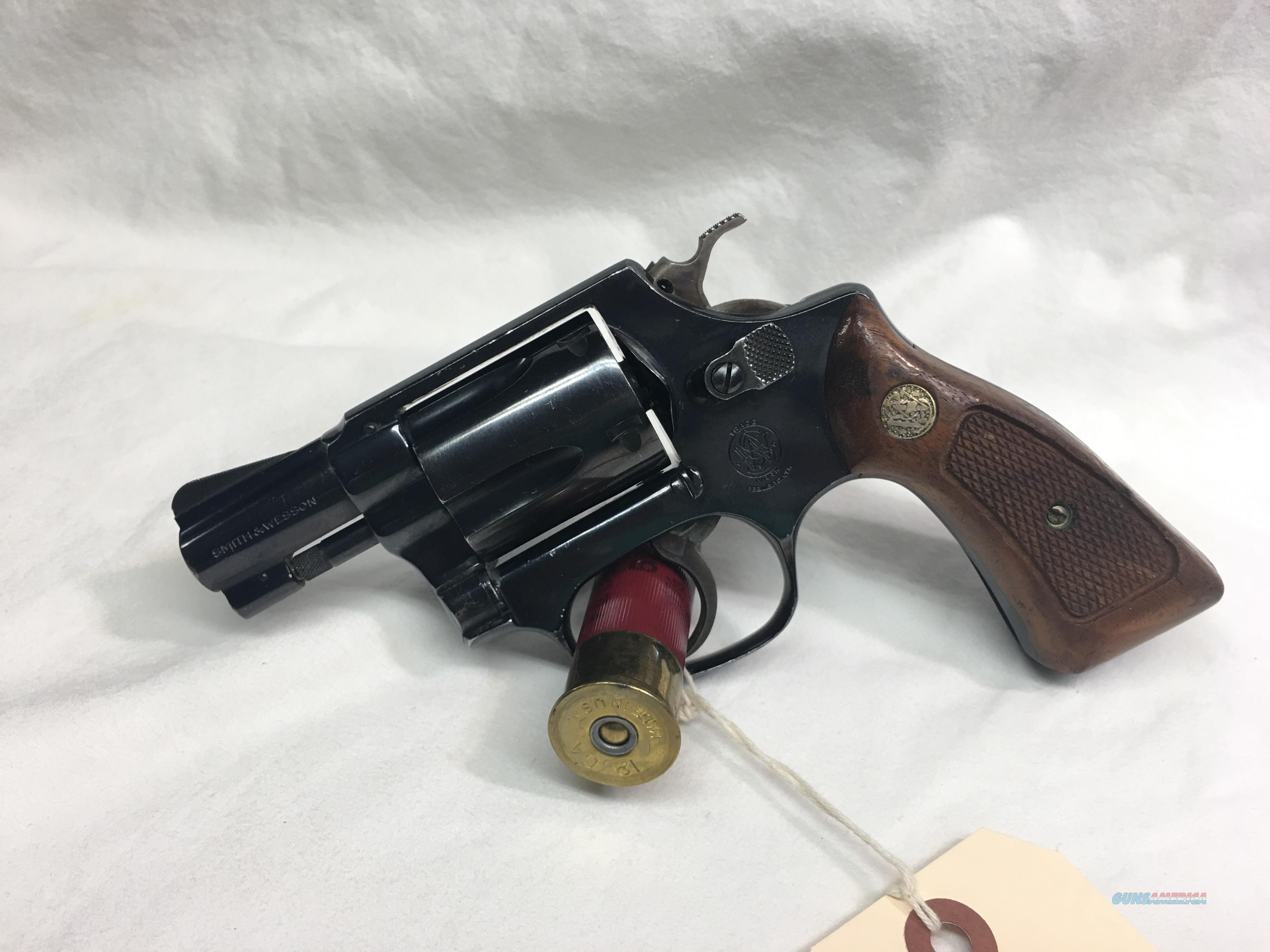 SMITH & WESSON    36     (no dash)    EARLY GUN  Guns > Pistols > Smith & Wesson Revolvers > Small Frame ( J )