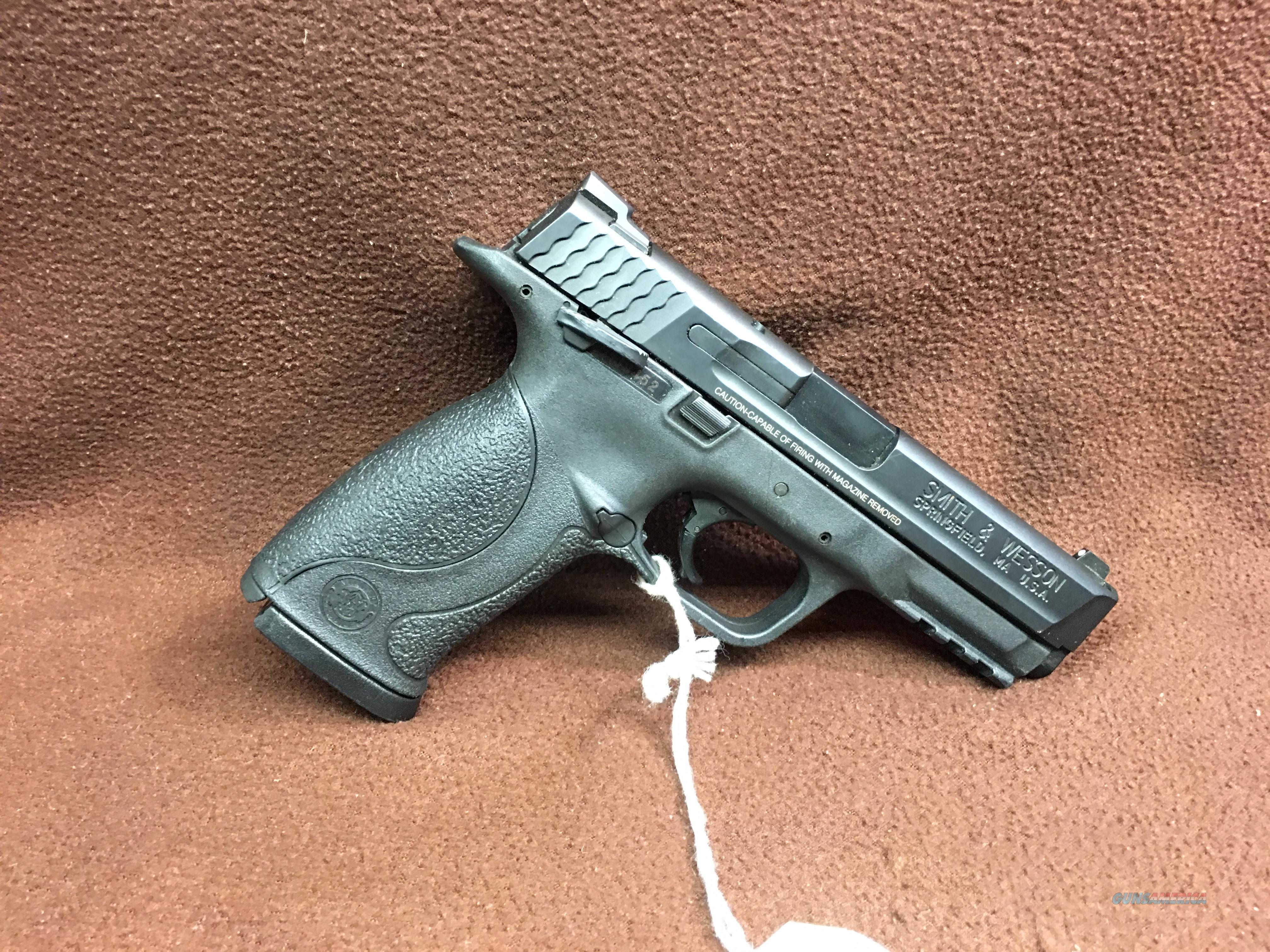 SMITH WESSON M&P   40 CALIBER  Guns > Pistols > Smith & Wesson Pistols - Autos > Polymer Frame