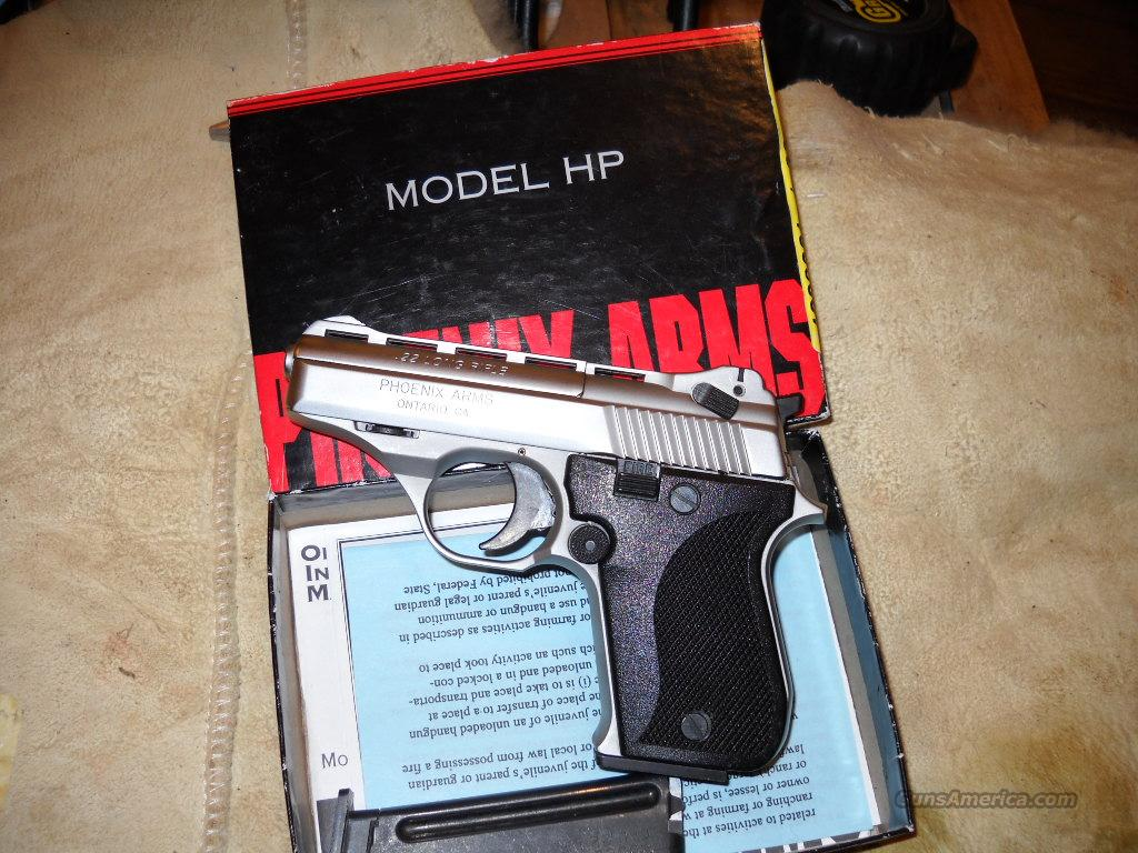 PHOENIX ARMS HP22 22 LR CONCEAL CARRY for sale