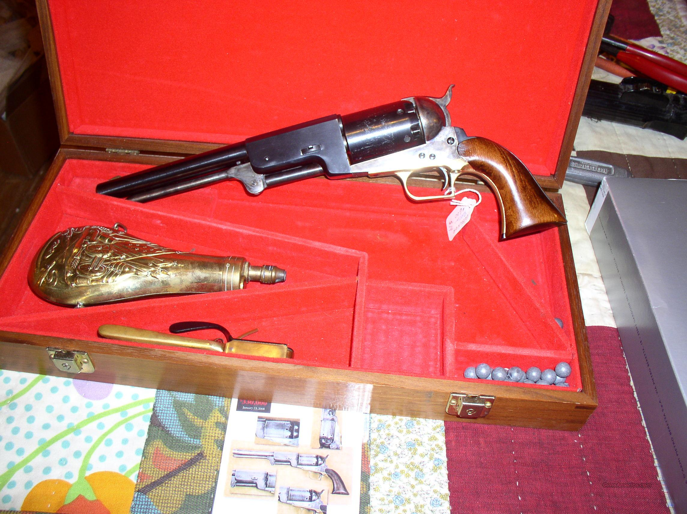 COLT  WALKER   REPRODUCTION  Guns > Pistols > W Misc Pistols