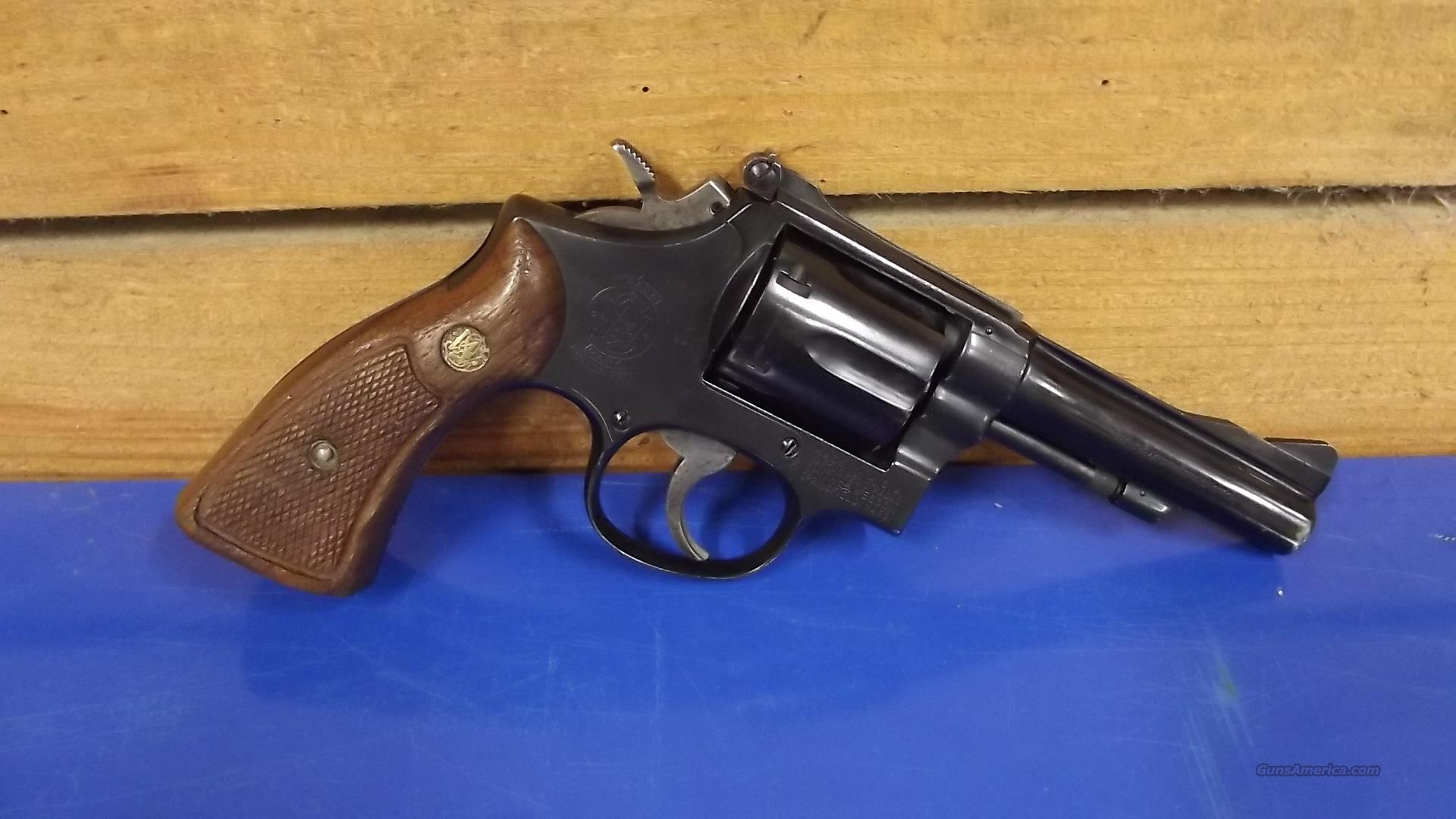 SMITH WESSON 15-3    38 SPECIAL  Guns > Pistols > Smith & Wesson Revolvers > Full Frame Revolver