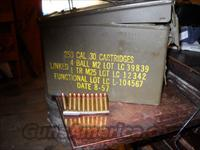 M-1    30 CARBINE AMMO   AND STRIPPER CLIPS  Non-Guns > Ammunition