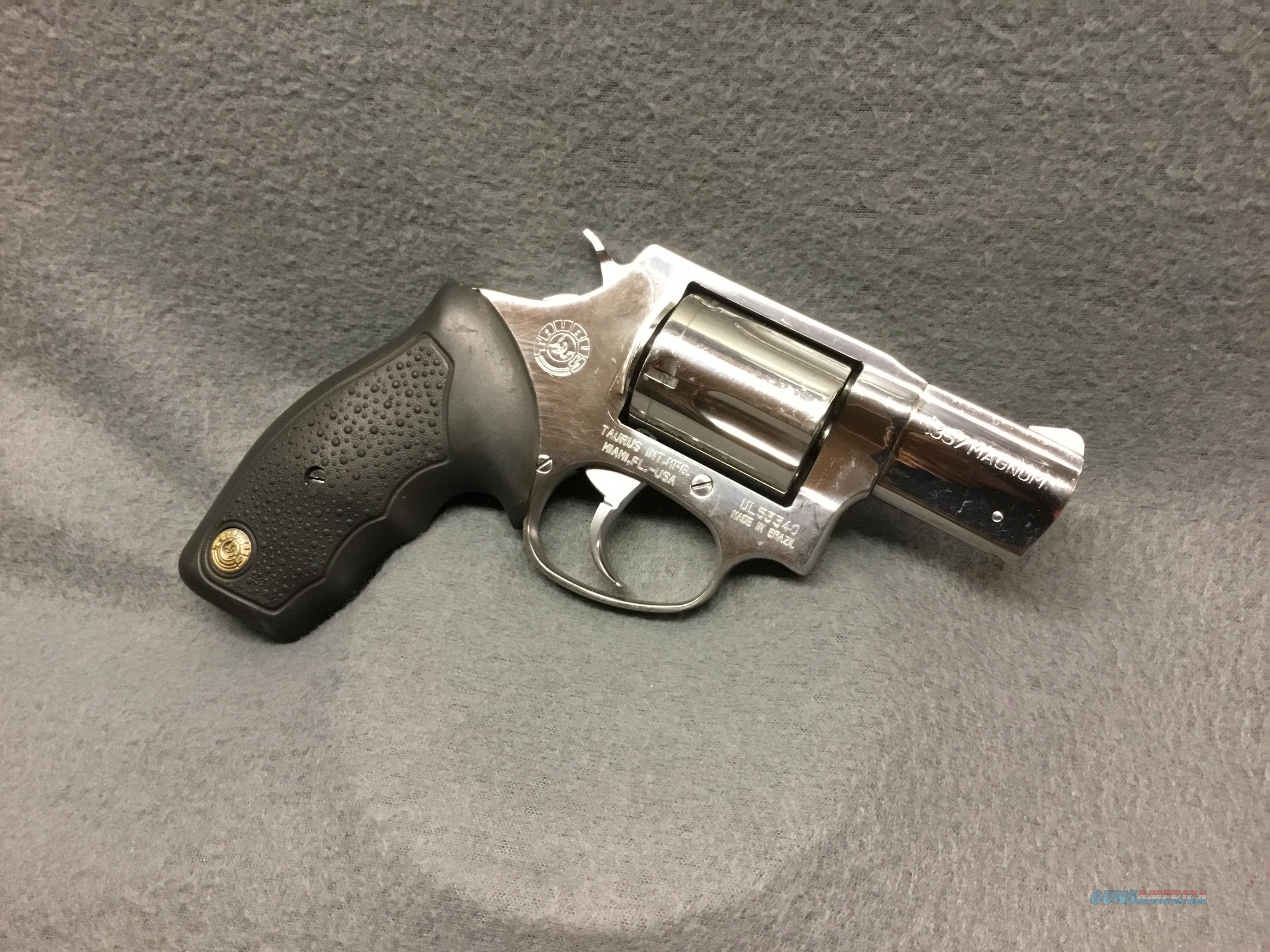 TAURUS  605            357 MAG SNUBBY  STAINLESS  Guns > Pistols > Taurus Pistols > Revolvers