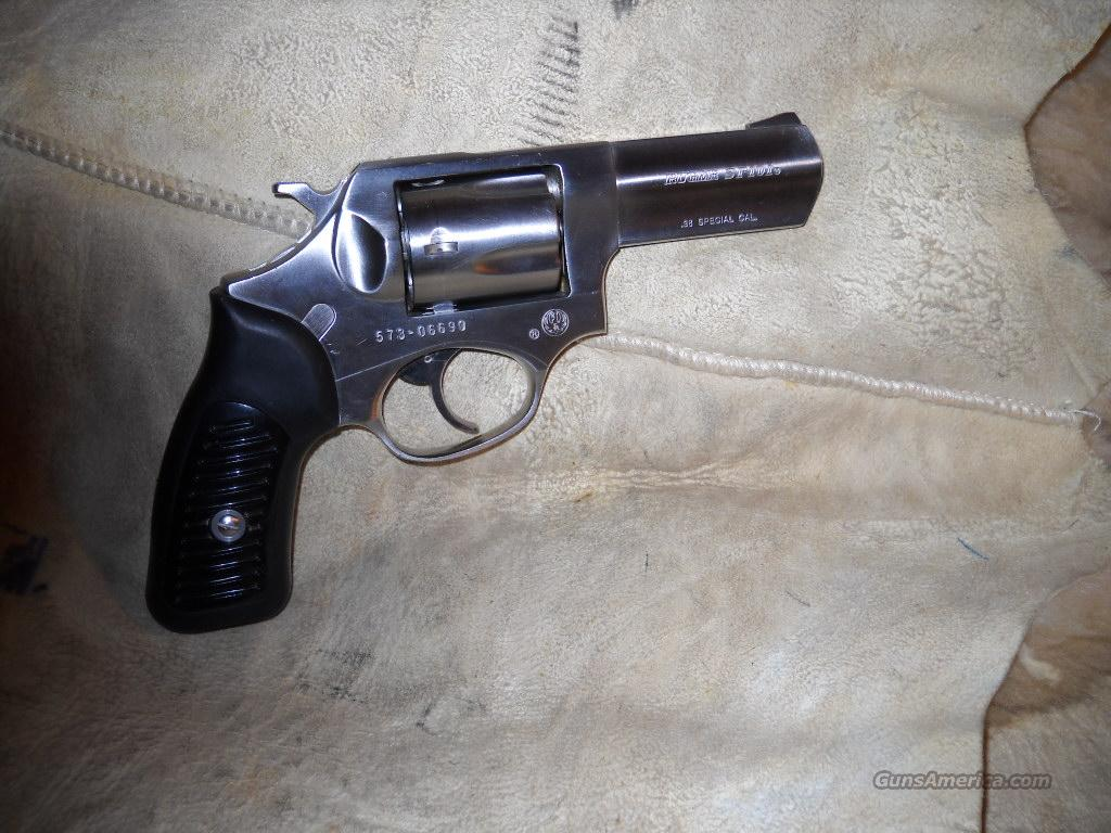 RUGER SP101   38 SPECIAL     3 INCH  Guns > Pistols > Ruger Double Action Revolver > SP101 Type