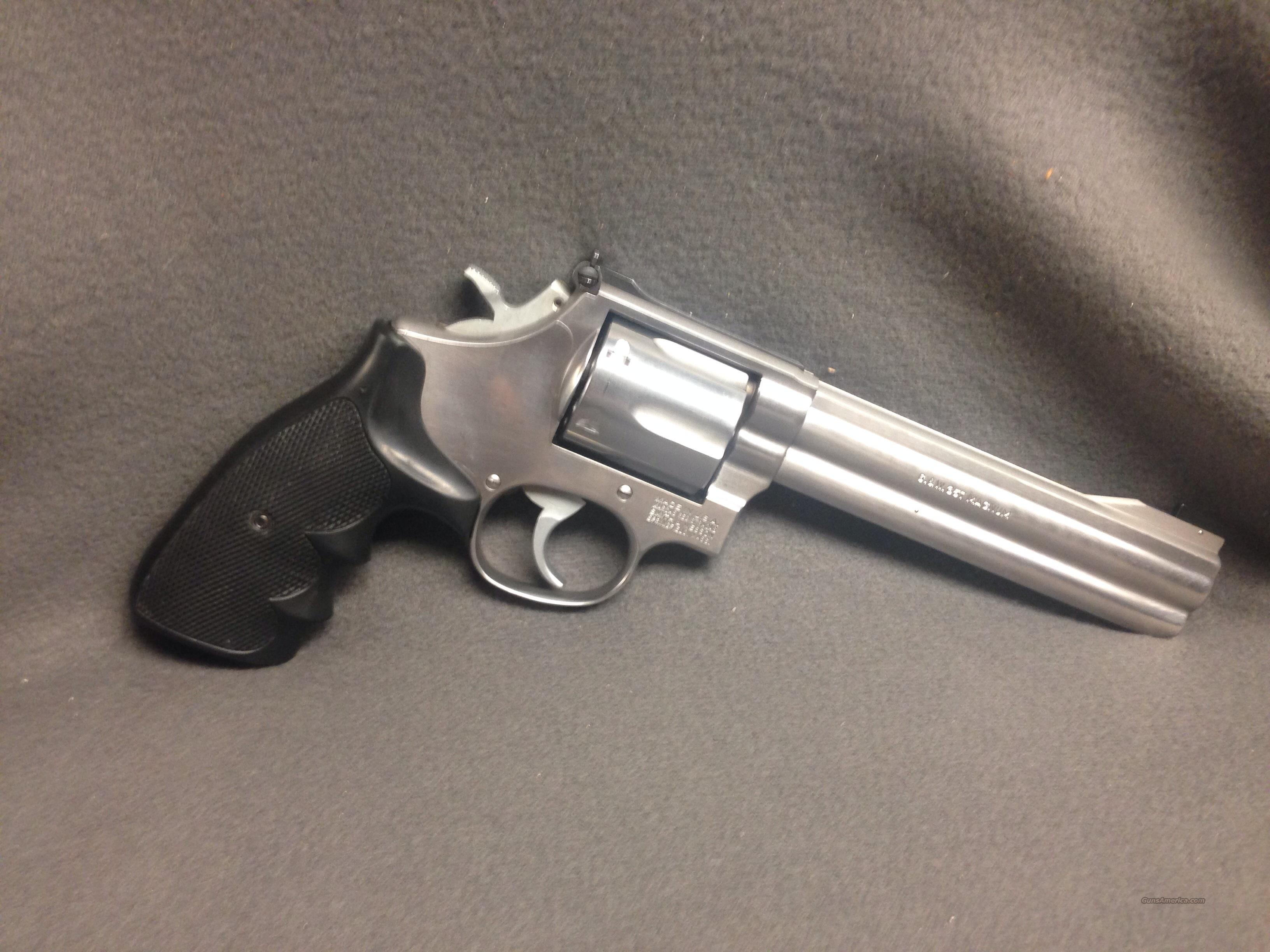 Smith Wesson 686 (no dash)  Guns > Pistols > Smith & Wesson Revolvers > Full Frame Revolver
