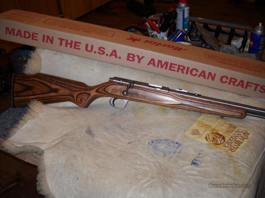 MARLIN  983S    22 MAGNUM  Guns > Rifles > Marlin Rifles > Modern > Bolt/Pump