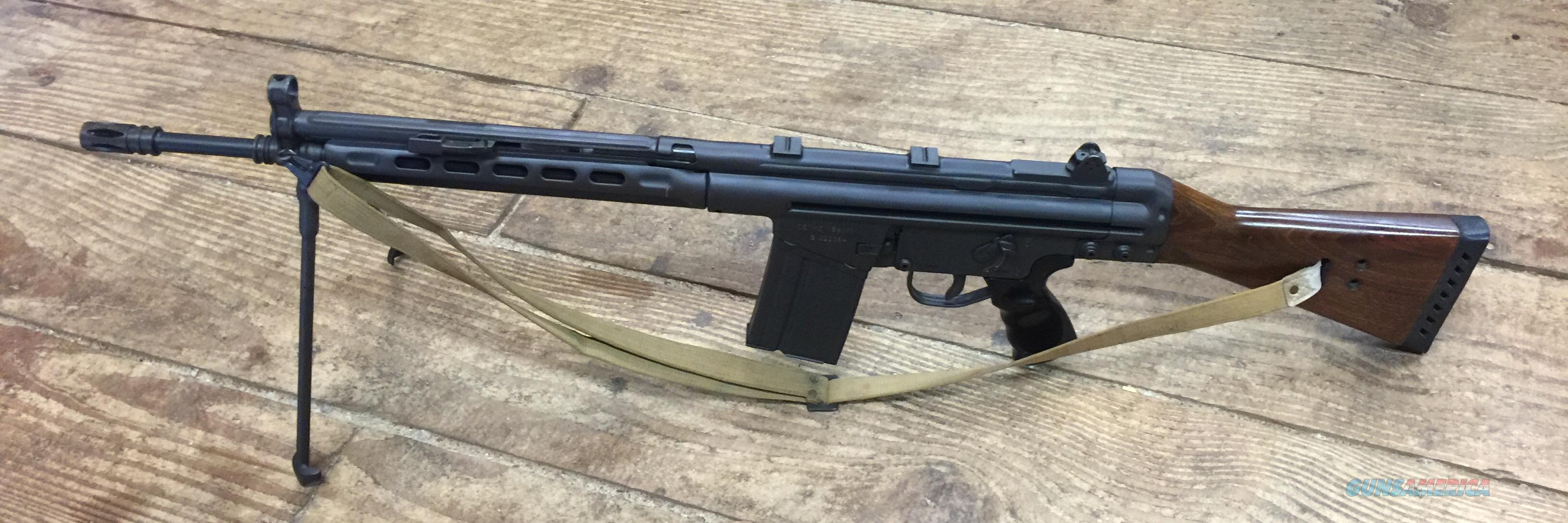 "CETME   SPORTER     308       ""RARE""  MADE BY  MARS  EQUIPMENT  Guns > Rifles > CETME Rifles"