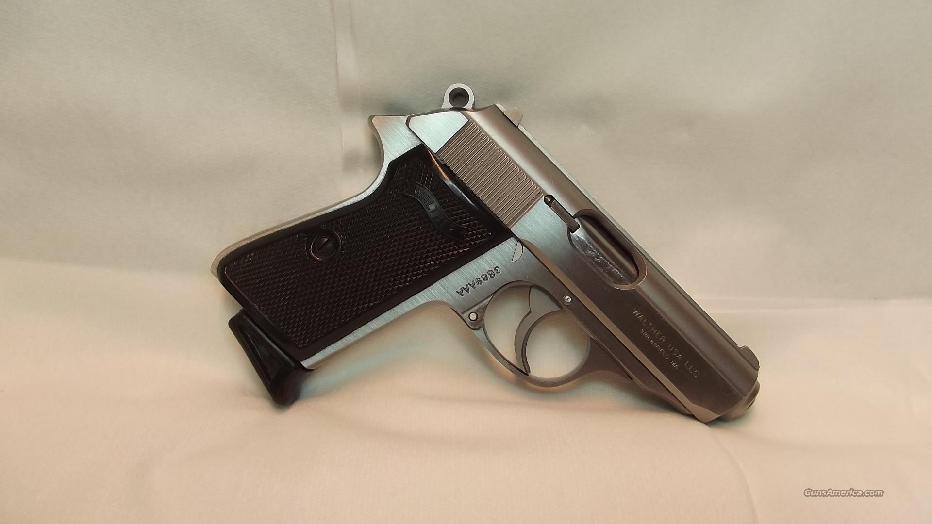 Walther PPKS   32 ACP  Guns > Pistols > Walther Pistols > Post WWII > PPK Series