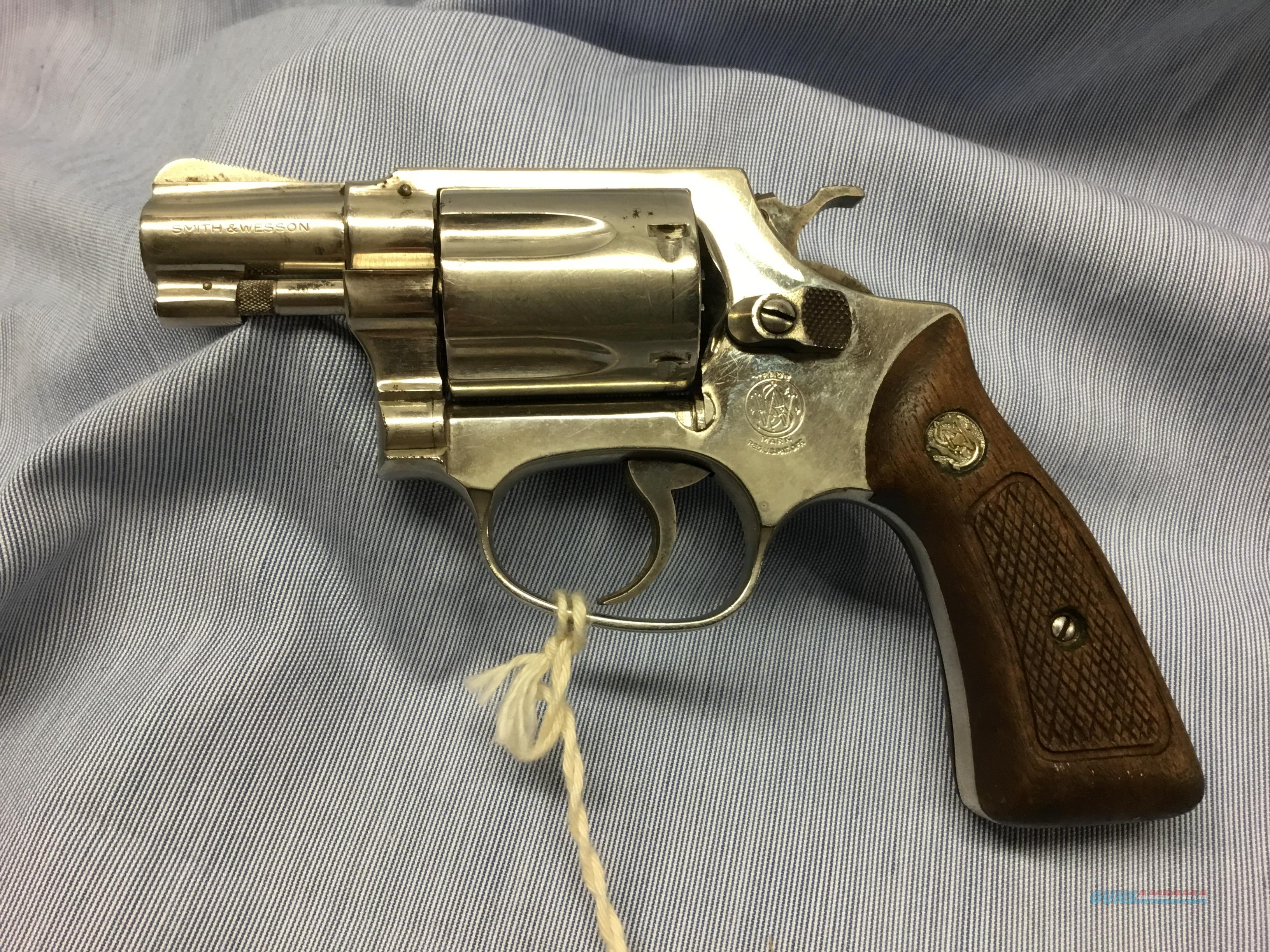 SMITH & WESSON  36     (no dash)           Guns > Pistols > Smith & Wesson Revolvers > Small Frame ( J )
