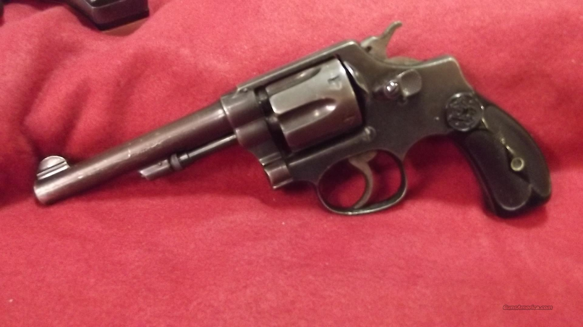 SMITH WESSON   32 SW LONG  Guns > Pistols > Smith & Wesson Revolvers > Pre-1945