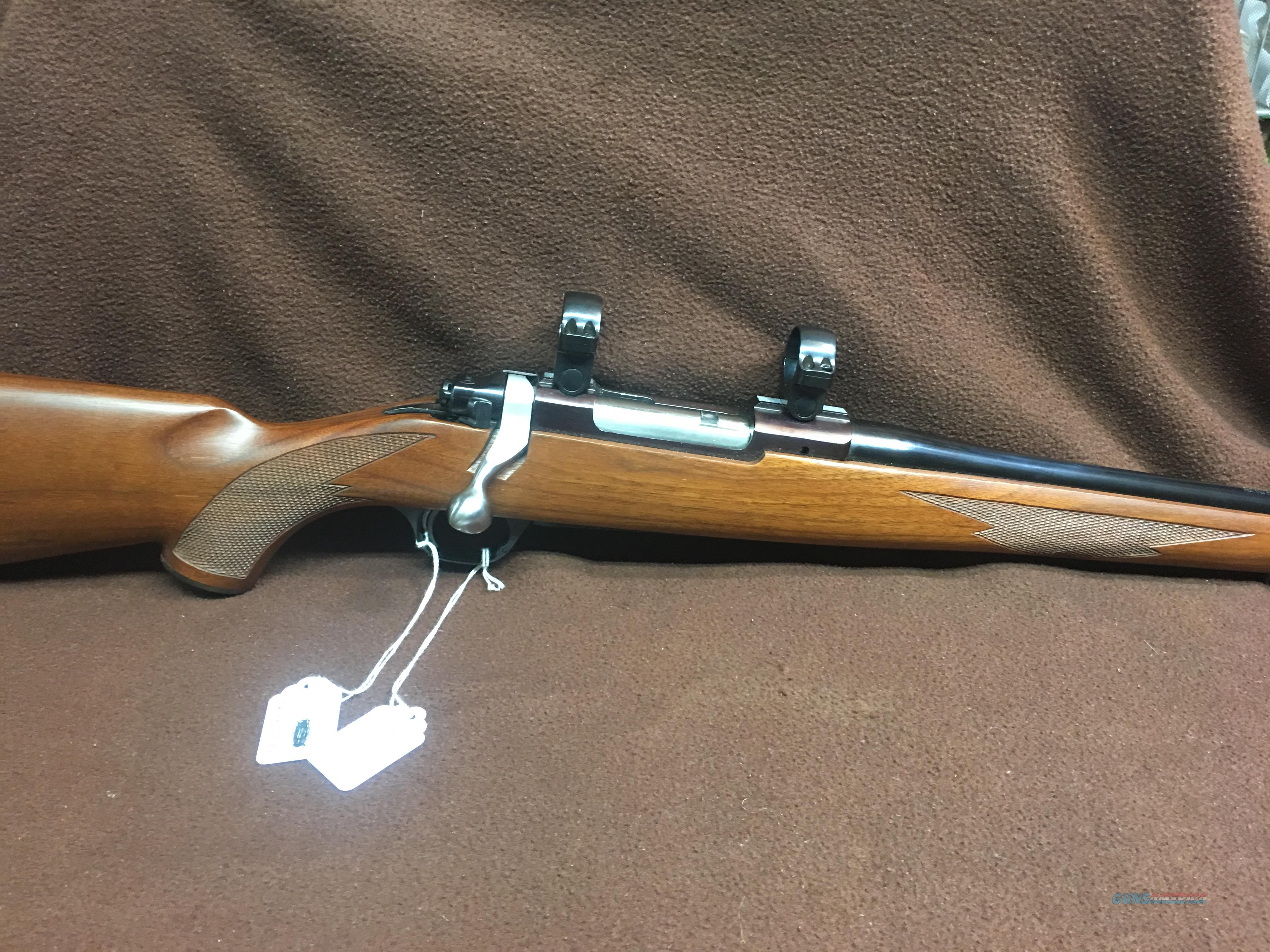 RUGER  M77    MKII        223     AS NEW CONDITION (BOX  NOT MATCHING)  Guns > Rifles > Ruger Rifles > Model 77