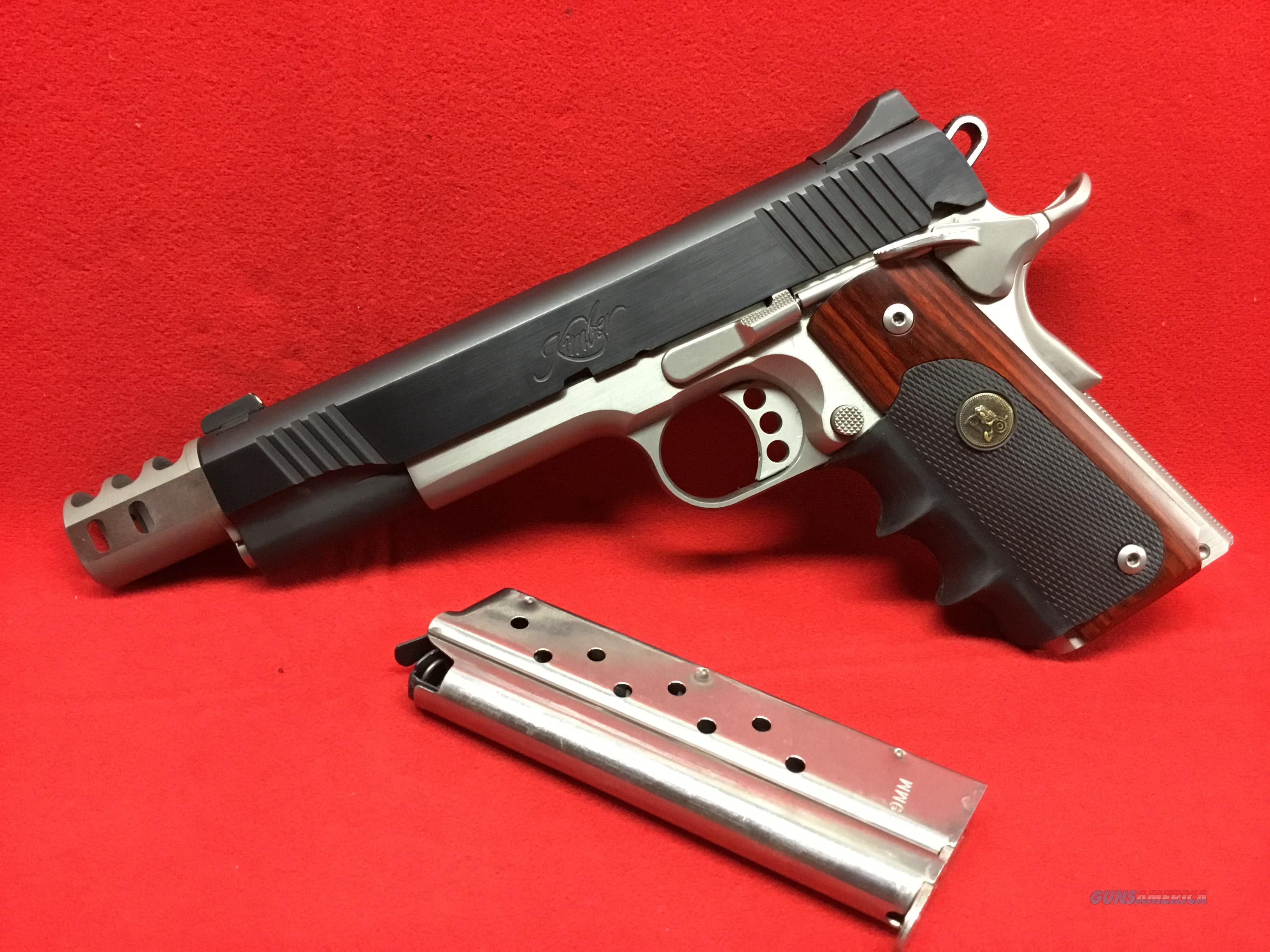 KIMBER CUSTOM II        9MM     Guns > Pistols > Kimber of America Pistols > 1911