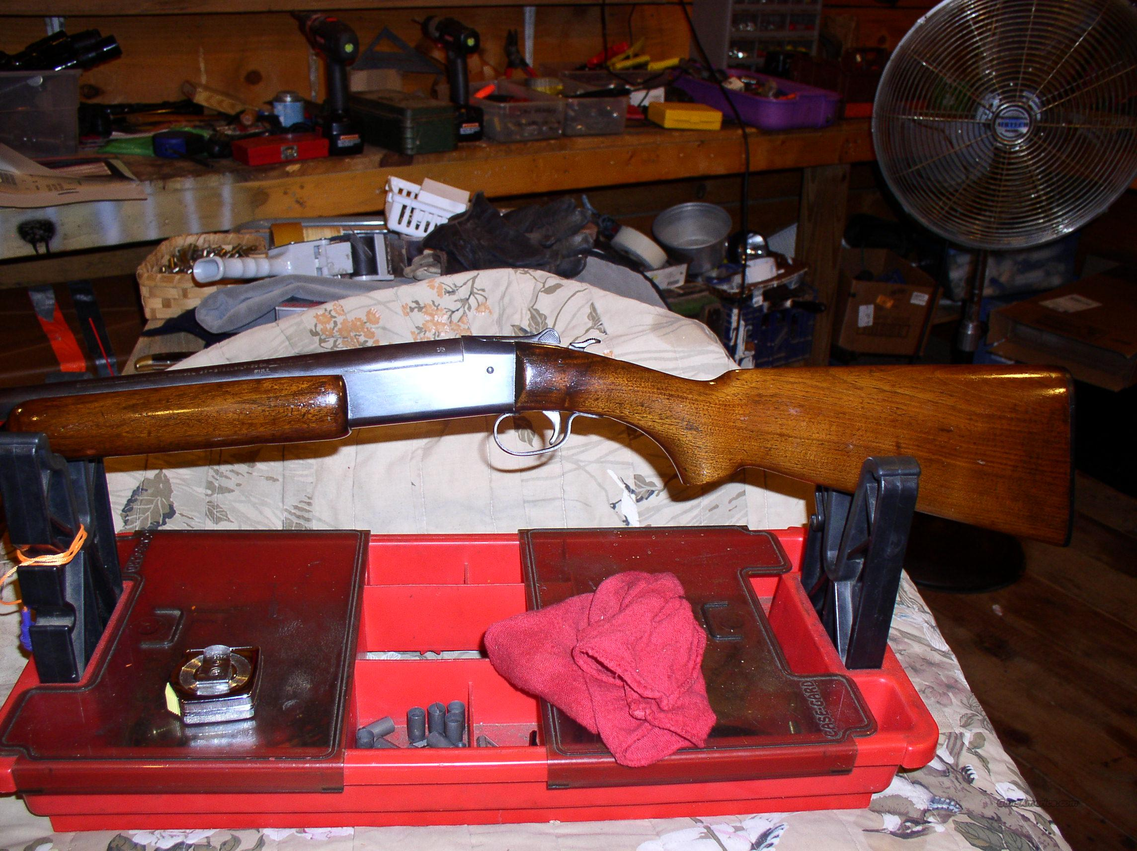 WINCHESTER  37    20 GAUGE  Guns > Shotguns > Winchester Shotguns - Modern > Bolt/Single Shot