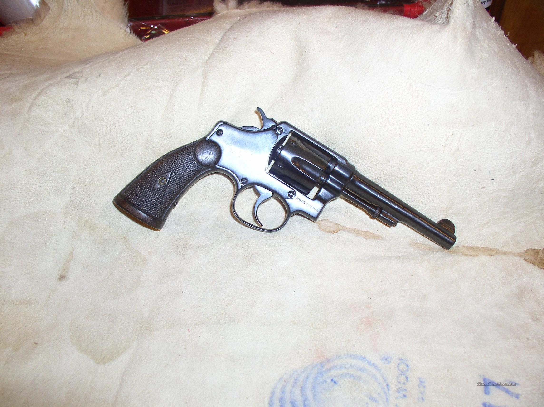 SMITH WESSON   32 LONG    5 SCREW  Guns > Pistols > Smith & Wesson Revolvers > Pocket Pistols