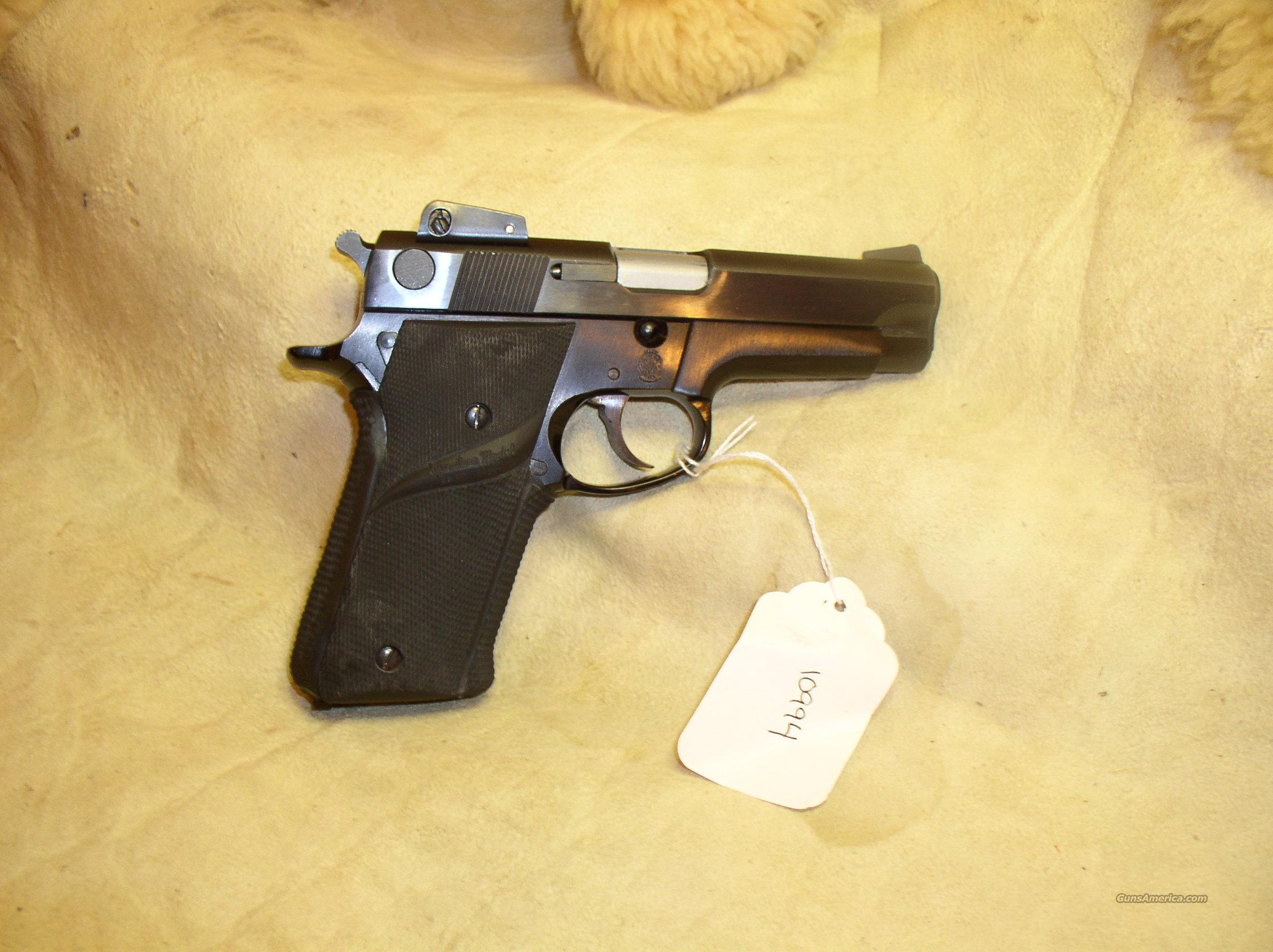SMITH WESSON  459          9MM  Guns > Pistols > Smith & Wesson Pistols - Autos > Steel Frame