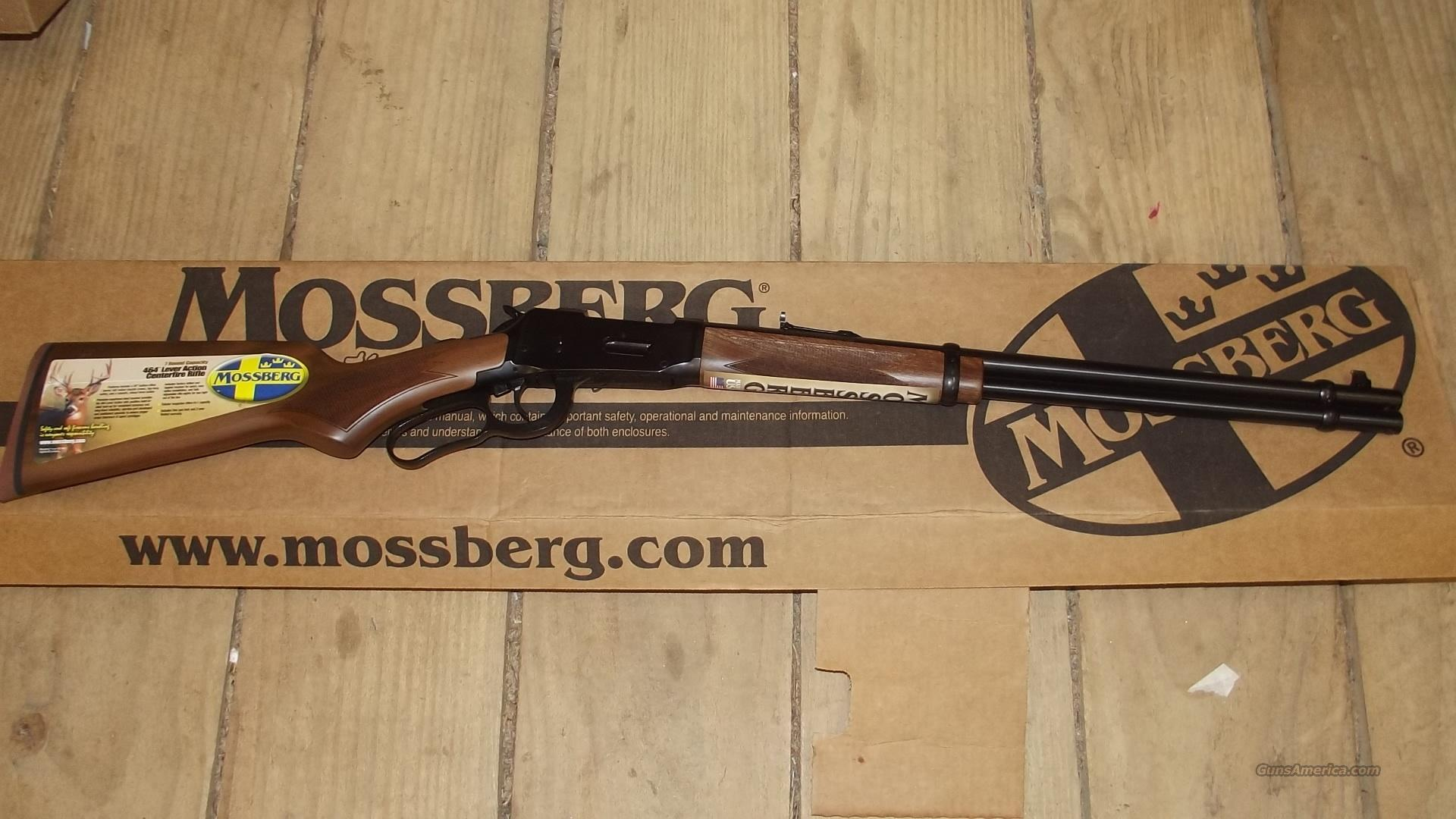 MOSSBERG  464   30/30    LEVER ACTION  Guns > Rifles > Mossberg Rifles > Lever Action
