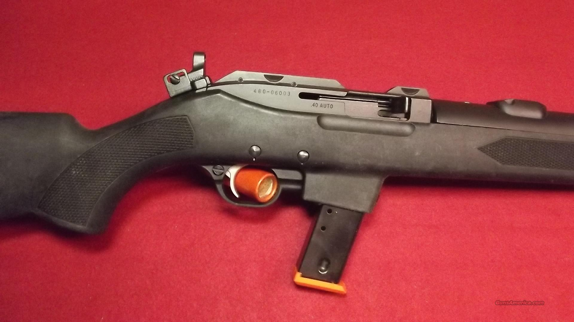 Ruger PC4 carbine 40 cal! Police Trade in!!   Guns > Rifles > Ruger Rifles > M44/Carbine