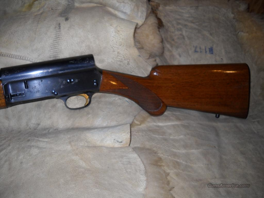 BROWNING SWEET 16    MADE IN 1965  Guns > Shotguns > Browning Shotguns > Autoloaders > Hunting