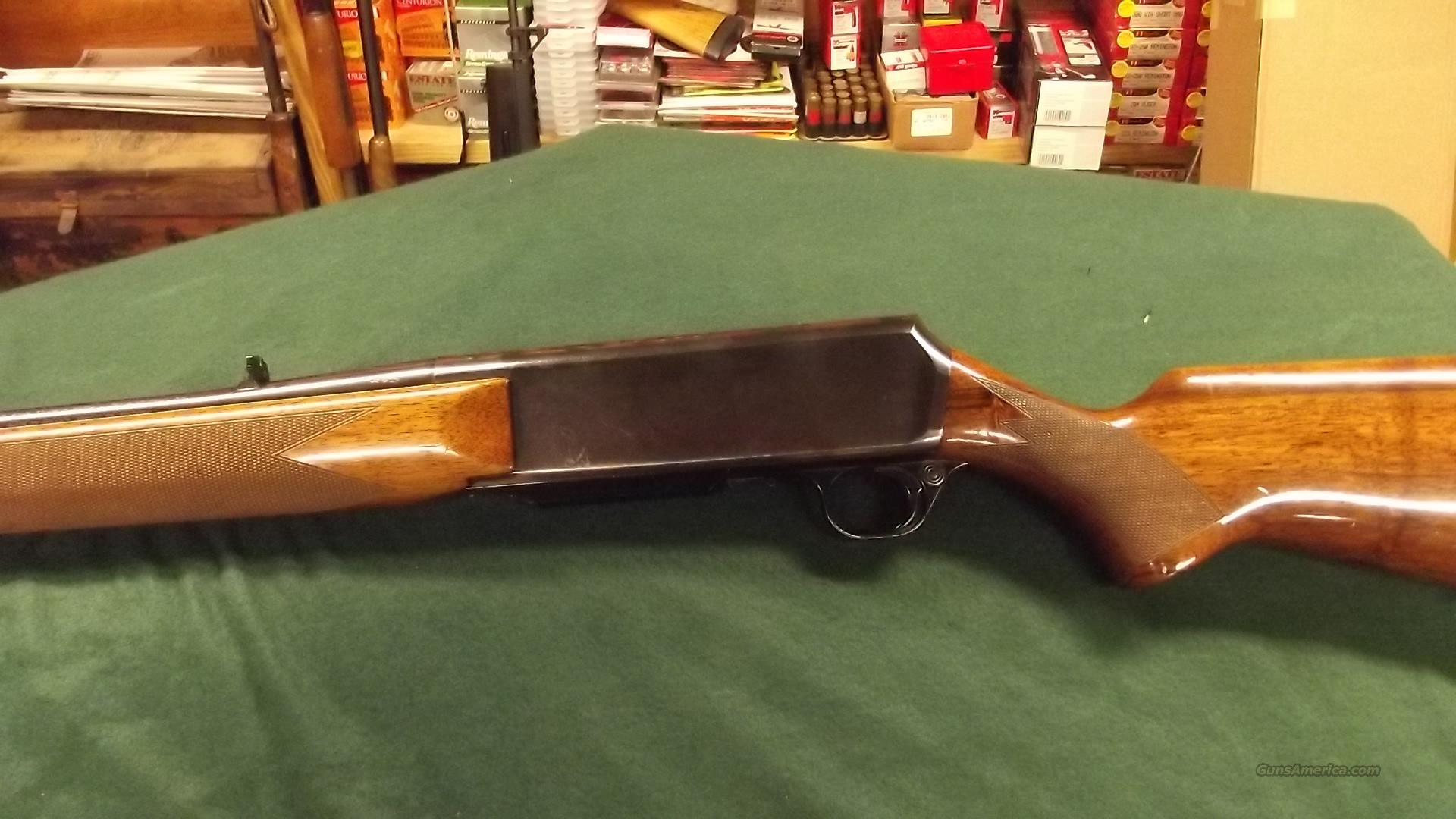 Browning Bar  308 cal.   Guns > Rifles > Browning Rifles > Semi Auto > Hunting