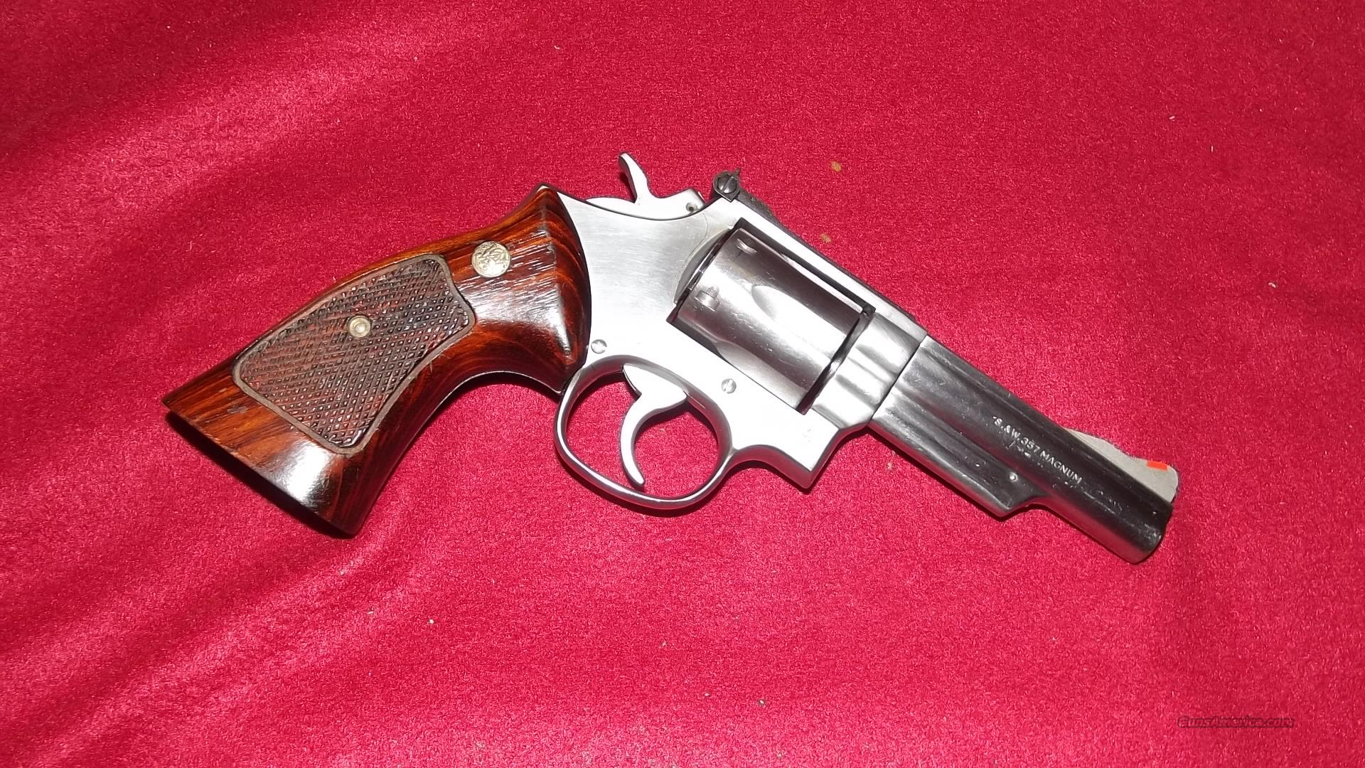 Smith and Wesson Mod 66-2   Guns > Pistols > Smith & Wesson Revolvers > Full Frame Revolver