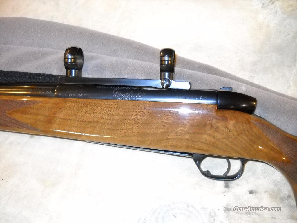 WEATHERBY  MARK V         7MAG    MADE IN USA  Guns > Rifles > Weatherby Rifles > Sporting