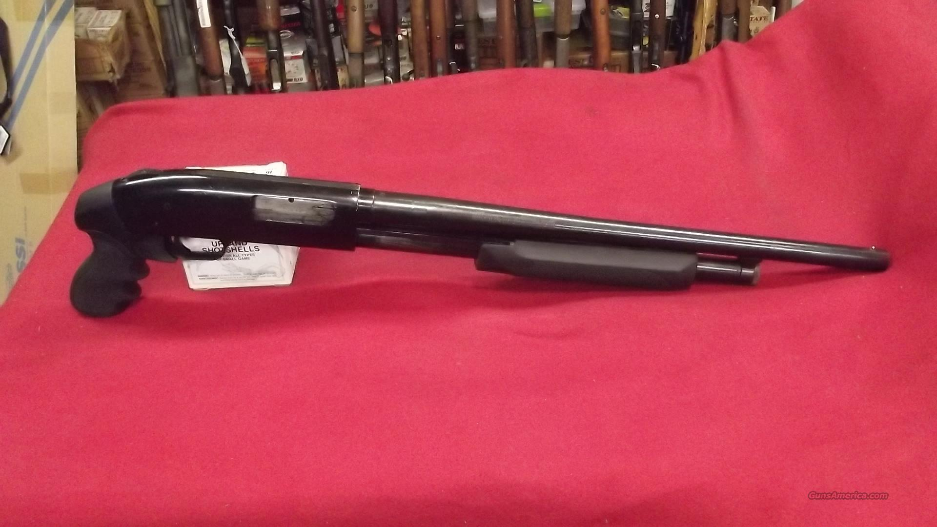 Mossberg/Coast to Coast Cruiser 12ga.  Guns > Shotguns > Mossberg Shotguns > Pump > Tactical