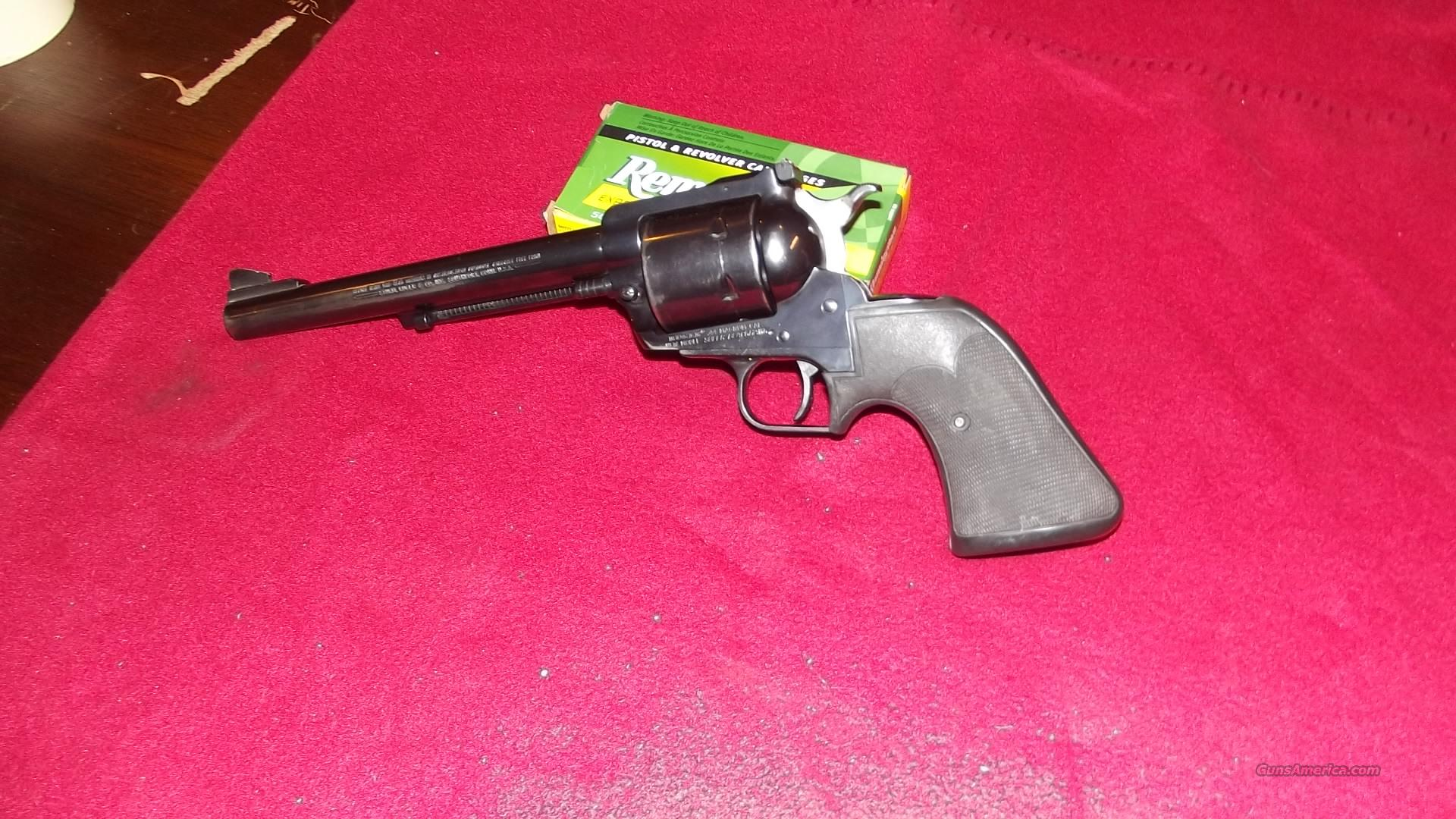 RUGER NEW BLACKHAWK    44 MAG  Guns > Pistols > Ruger Single Action Revolvers > Blackhawk Type