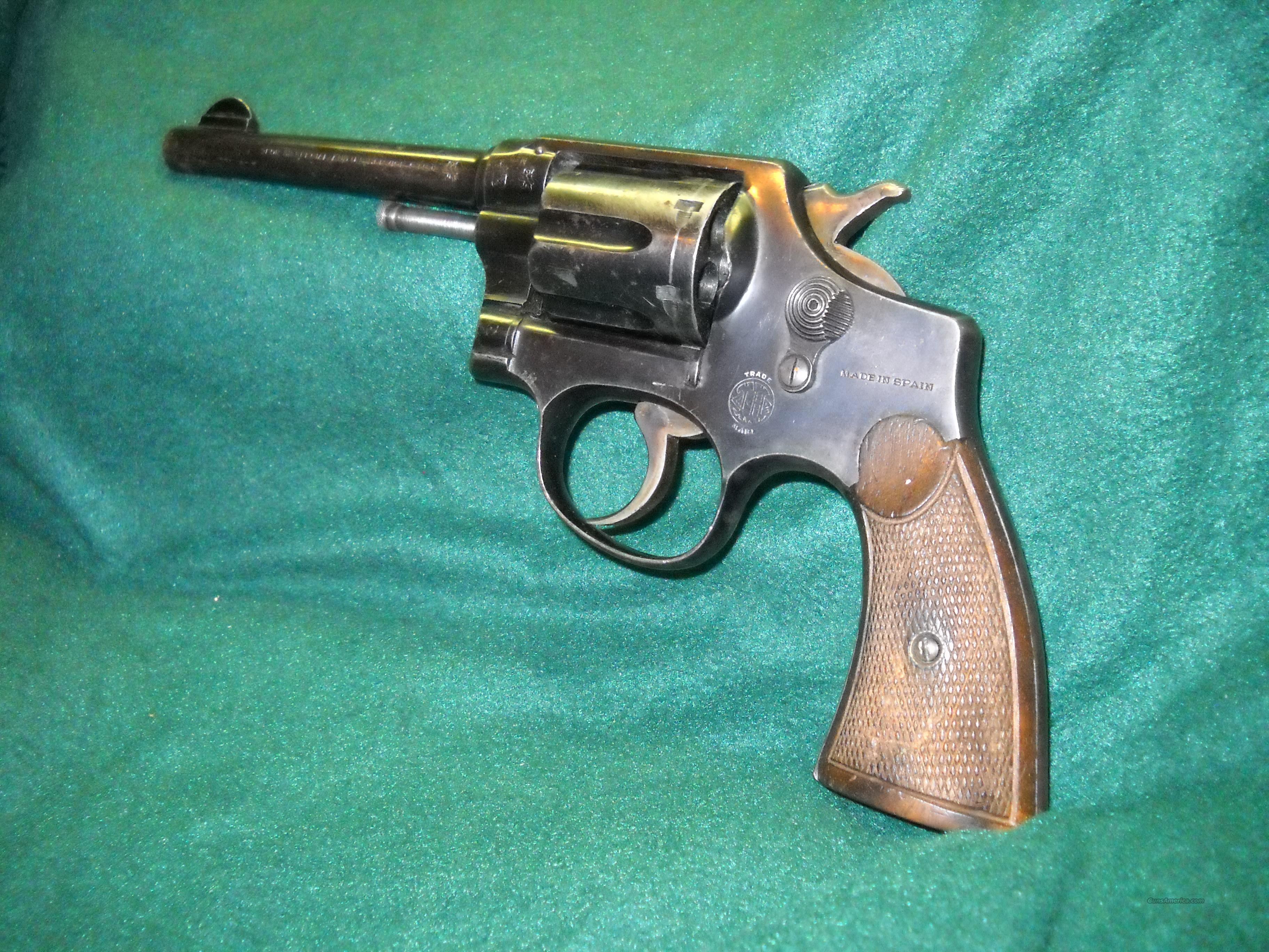 SMITH WESSON   SPANISH  COPY  Guns > Pistols > Smith & Wesson Revolvers > Model 10