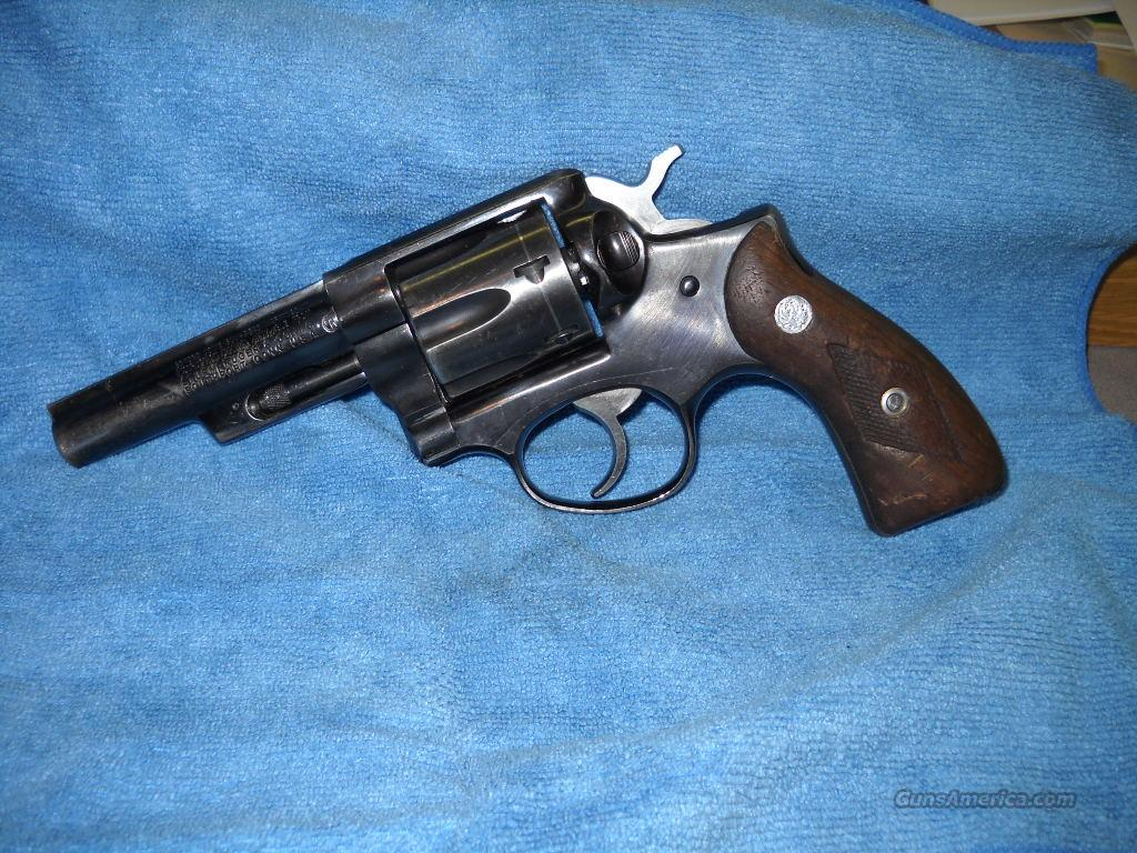 RUGER  SPEED SIX           38 SPECIAL  Guns > Pistols > Ruger Double Action Revolver > Security Six Type